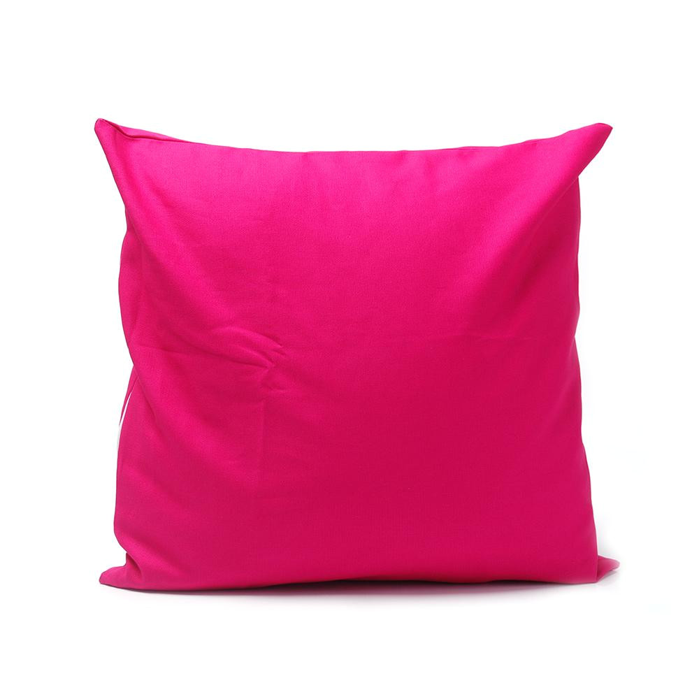 solid color square pillow case wholesale blanks home decorative one seat square cotton pillow cover via fedex dom106121 large sofa pillows king pillow from