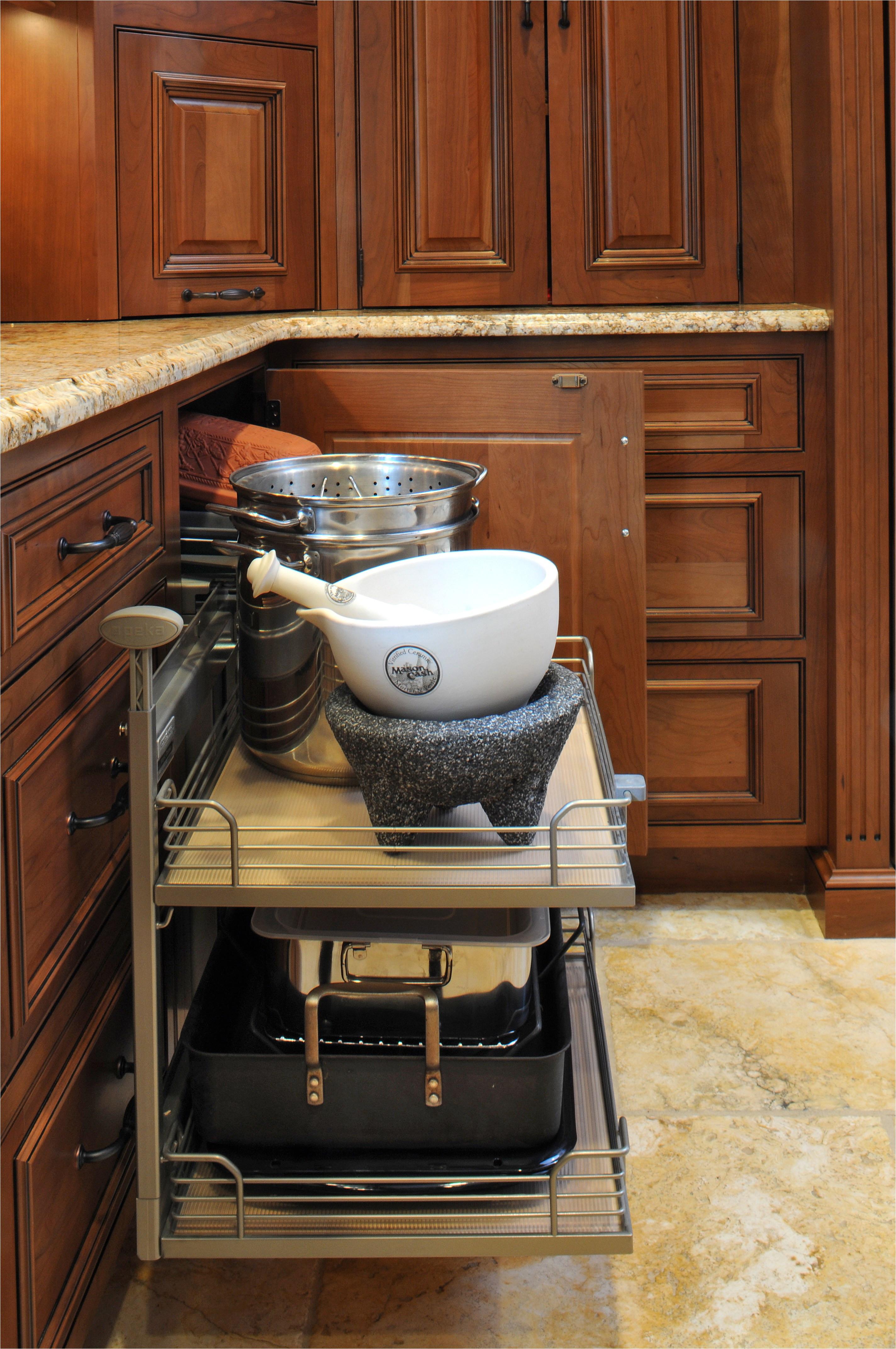 Blind Corner Kitchen Cabinet Ideas 25 Lovely Kitchen Cabinet