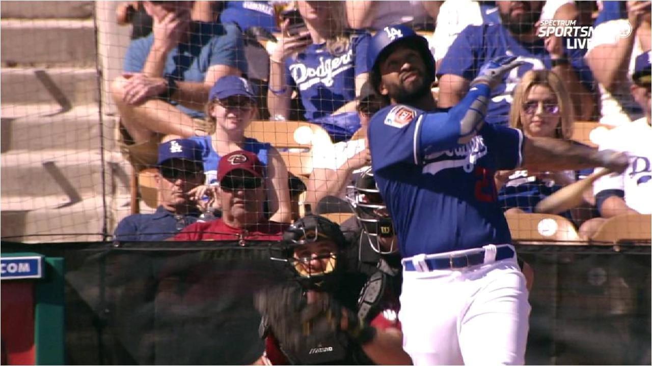 kemp s two run homer