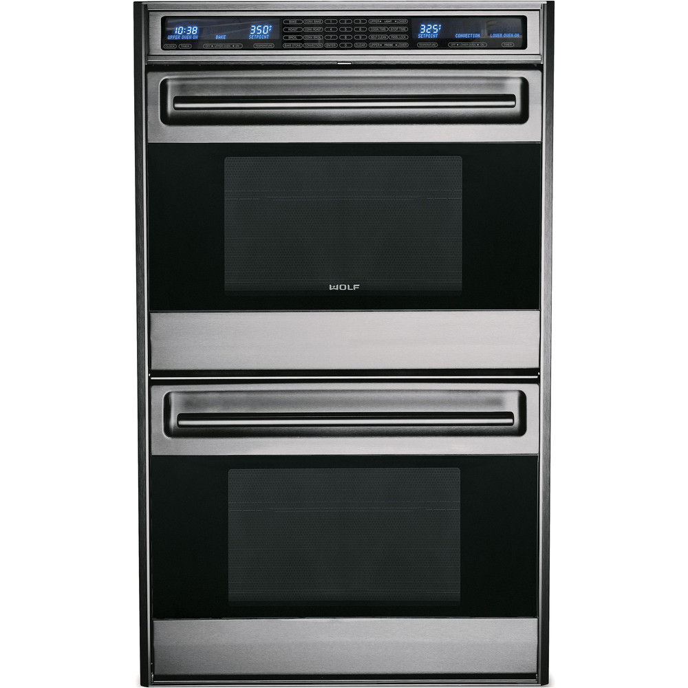 wolfl series30 double convection oven