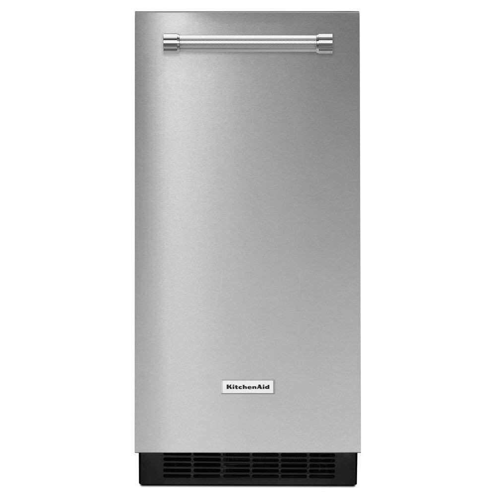 kitchenaid15 automatic clear icemaker