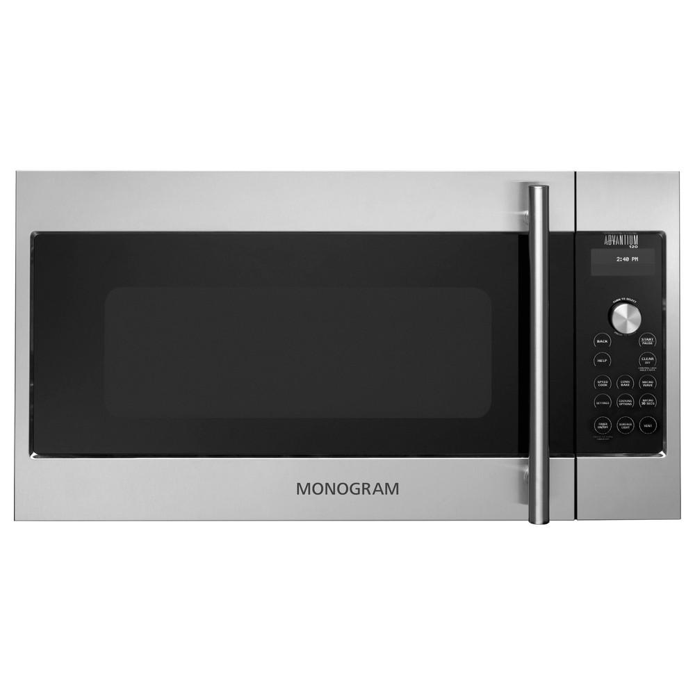 ge monogram 30 advantium reg 120v speedcook oven