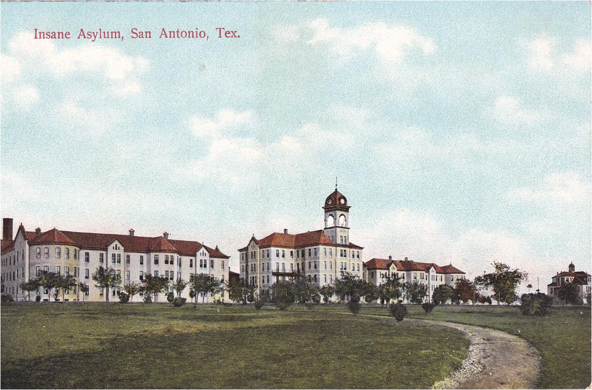 the haunted insane asylum of san antonio