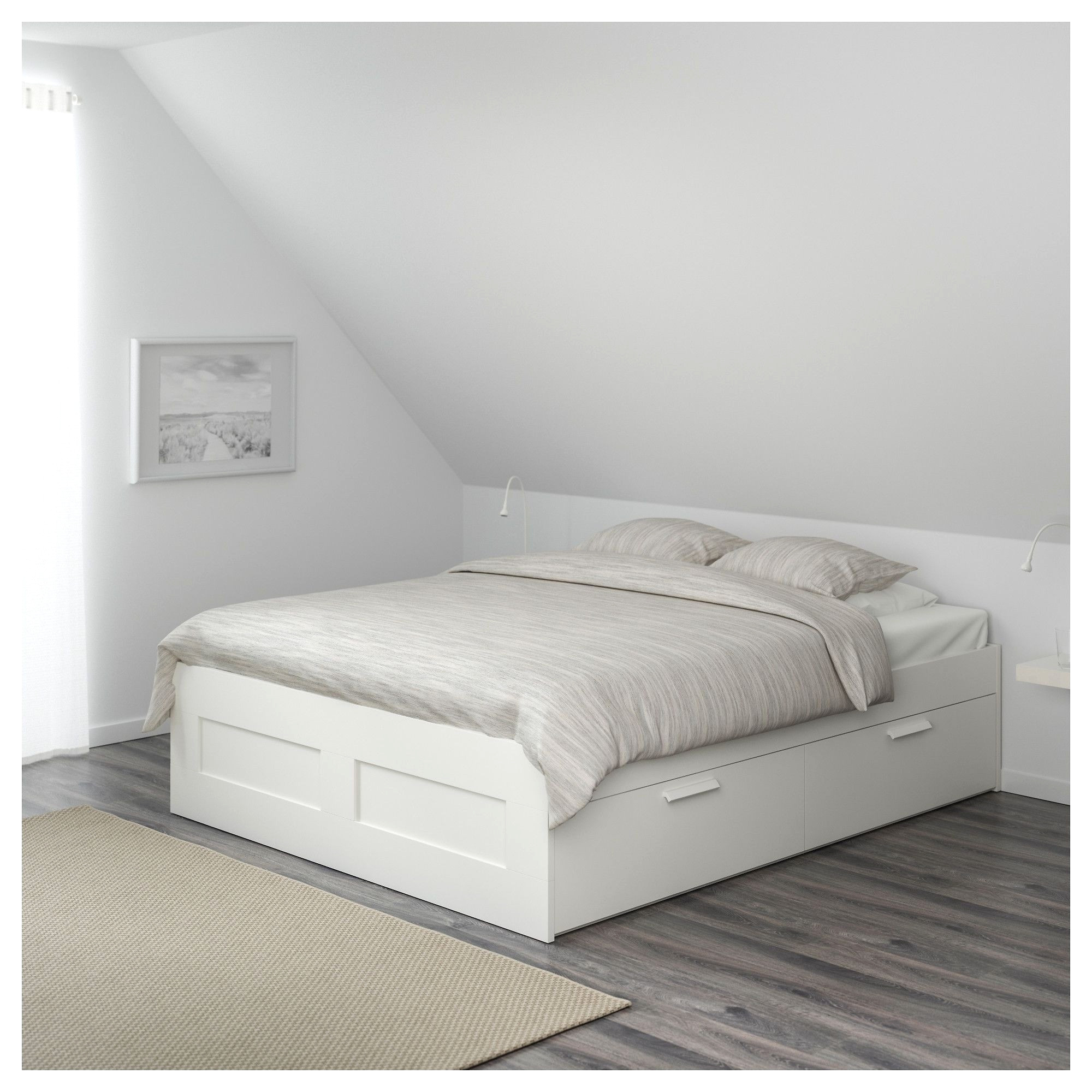 ikea schlafzimmer modern neu the 28 best ikea brimnes bed