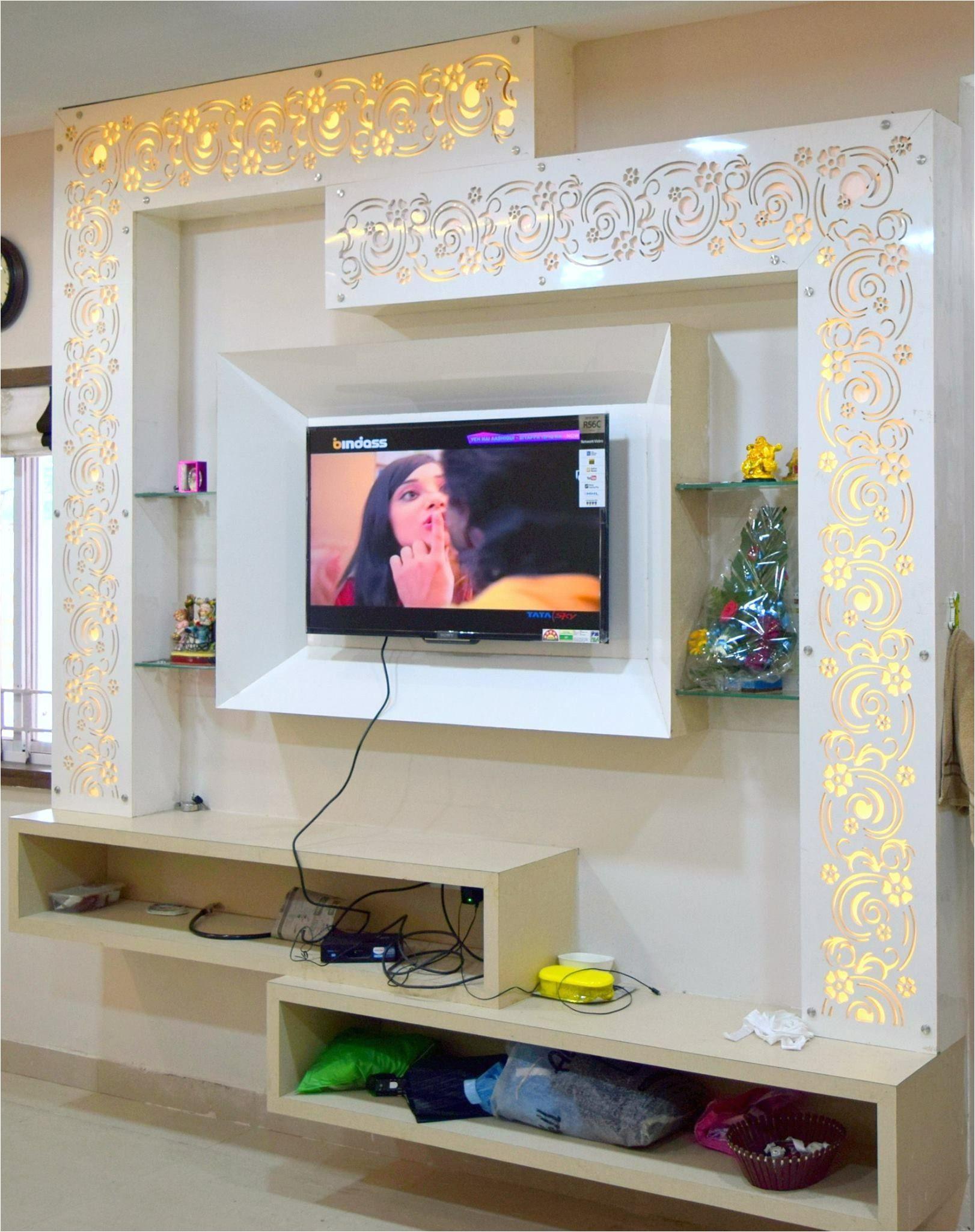 lcd painale tv wall design lcd unit design false ceiling design living room