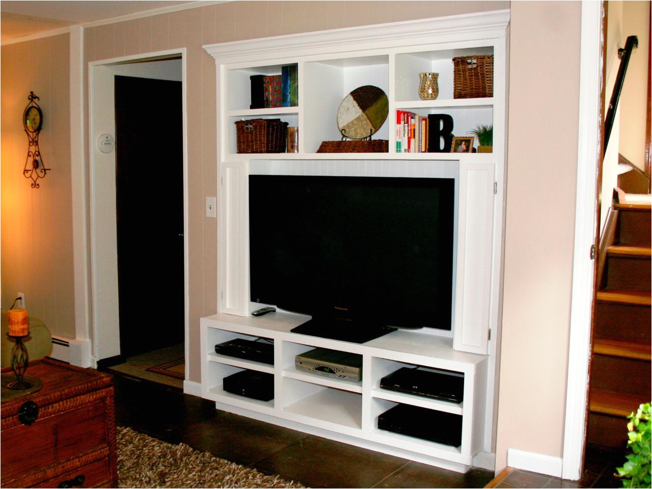 full size of for red design entertainment stand wall white ana console mounted inch old flat