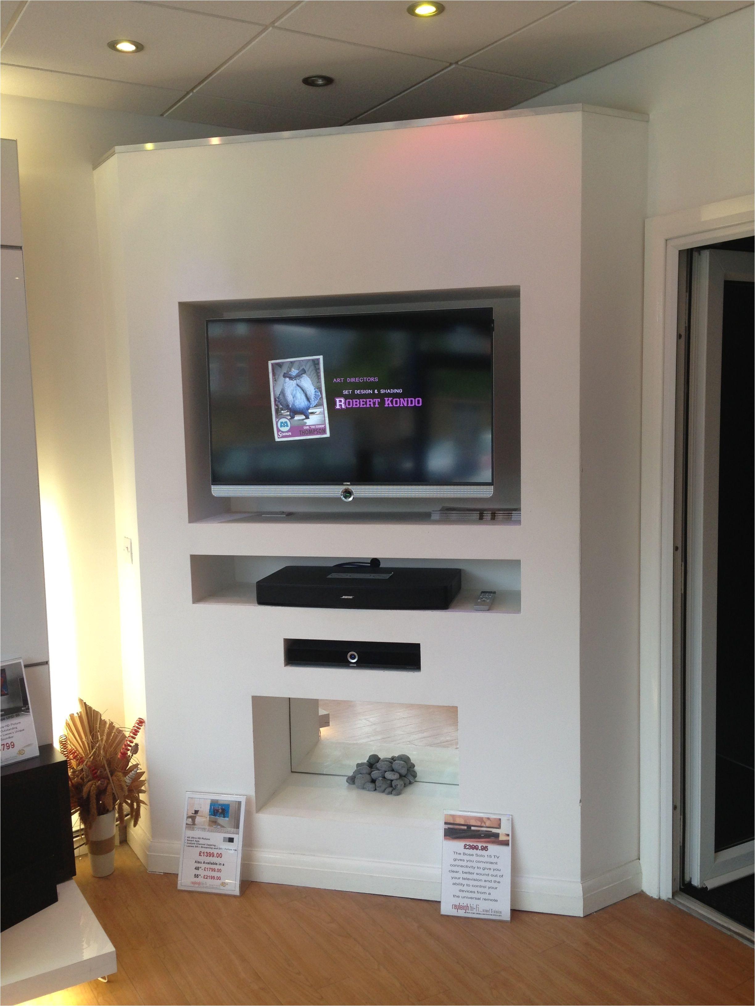 tv unit solution
