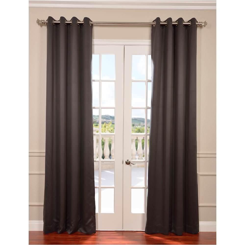 Burlap French Door Curtains Linen Curtains Elle Decor Gray Burlap Curtains Farmhouse Curtains