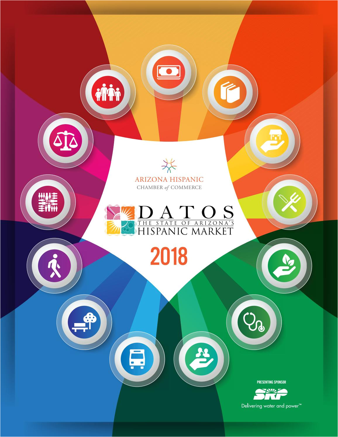 datos the state of arizona s hispanic market 2018 by arizona hispanic chamber of commerce issuu