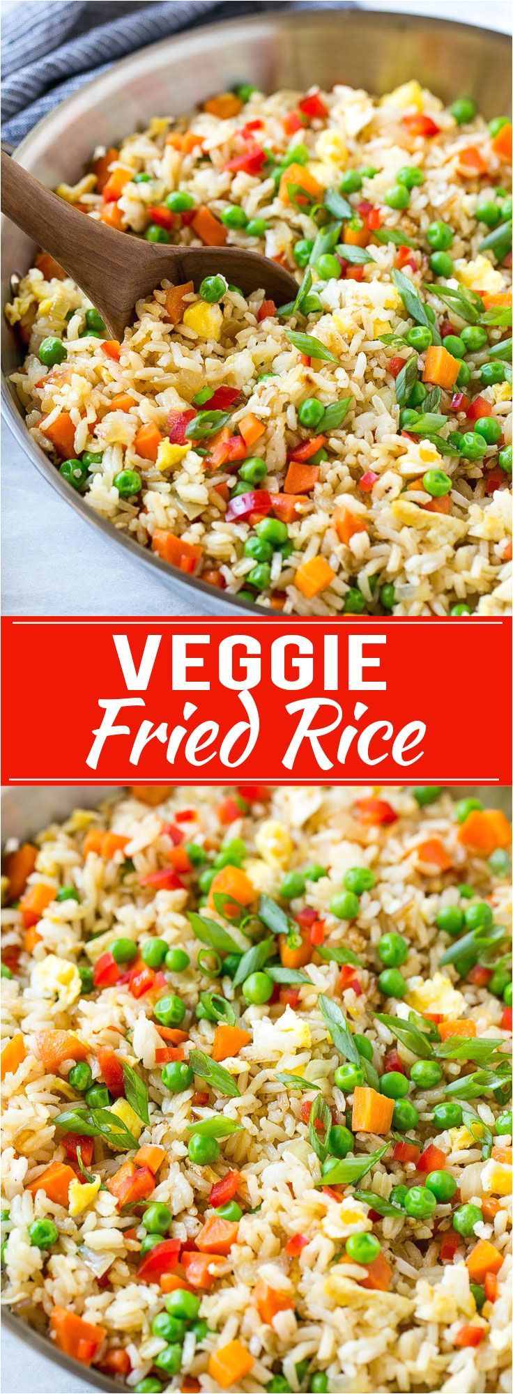veggie fried rice recipe dinner at the zoo