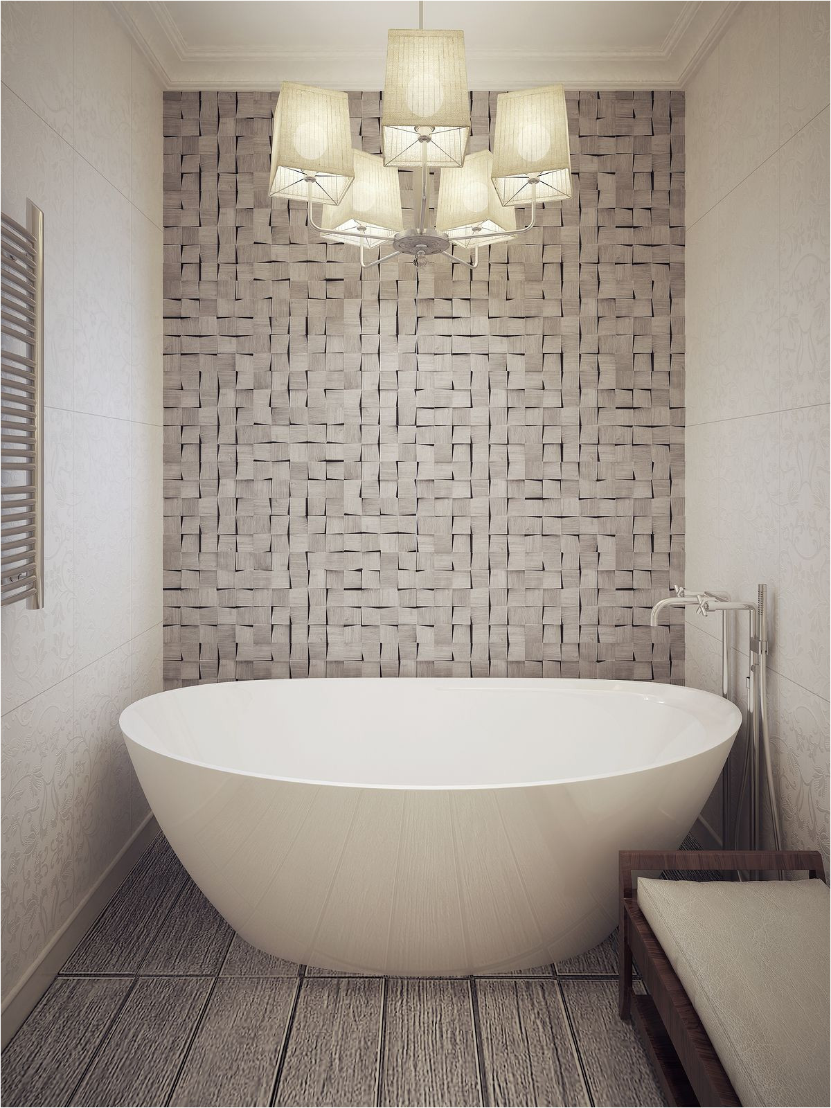 Can You Put A Clawfoot Tub In A Small Bathroom How to Accessorize Around Your Freestanding Tub Bathrooms Pinte