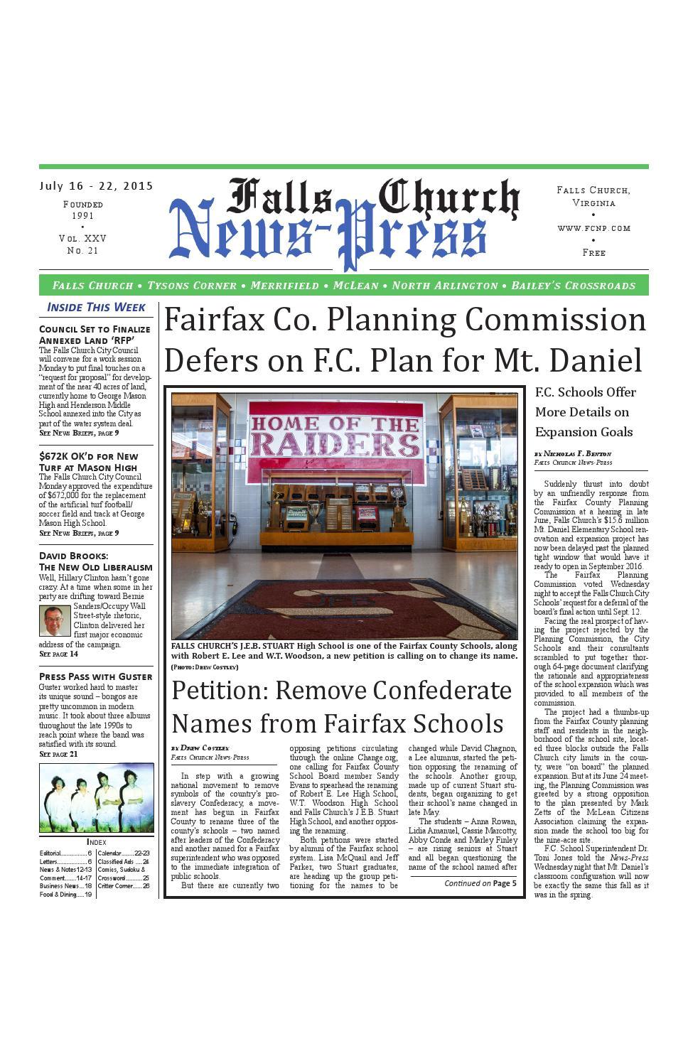 Captain Party Store Roanoke Va 7 16 2015 by Falls Church News Press issuu