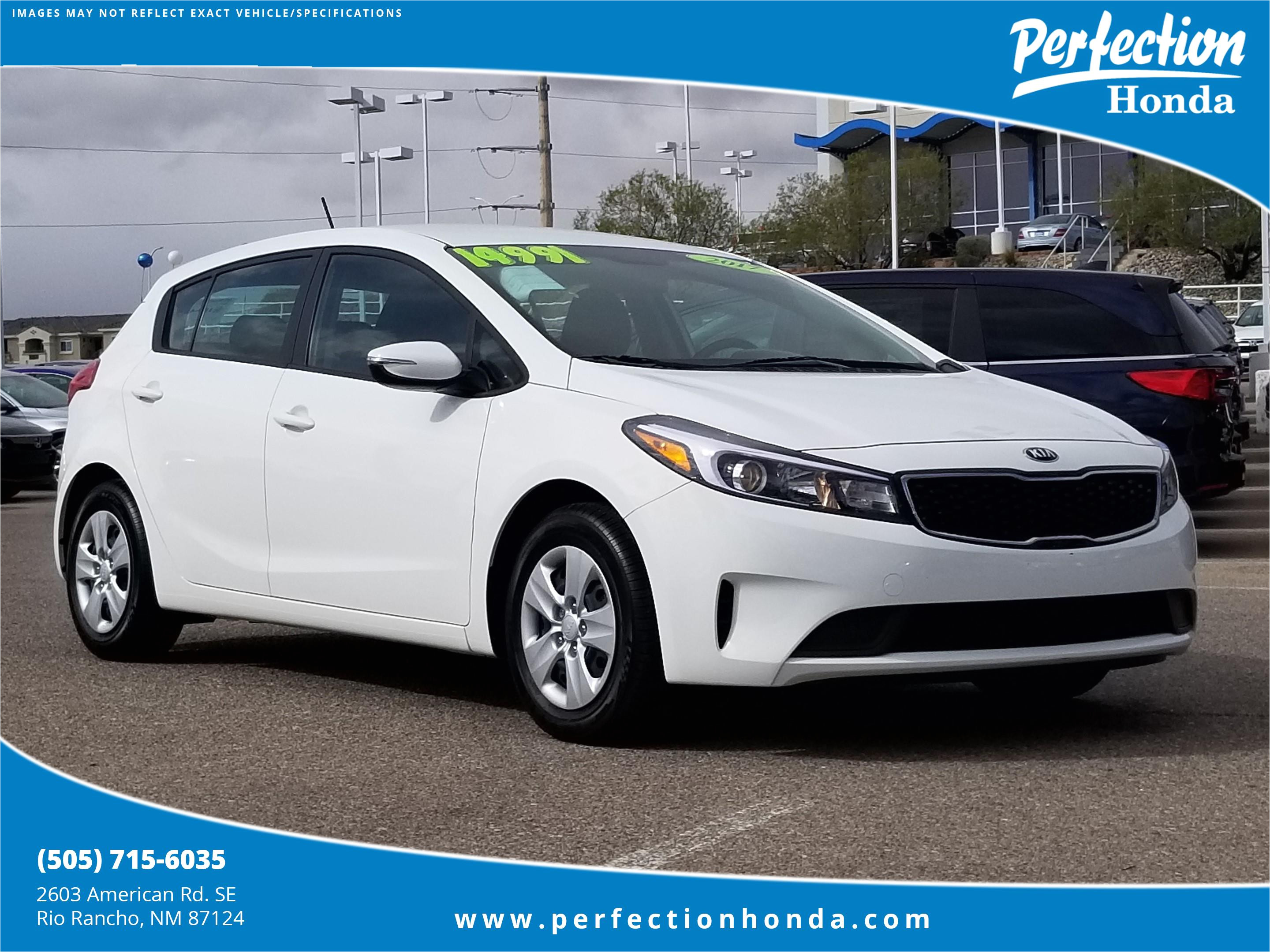 Carpet Cleaners In Rio Rancho Pre Owned 2017 Kia forte5 Lx Hatchback In Rio Rancho 181090t2