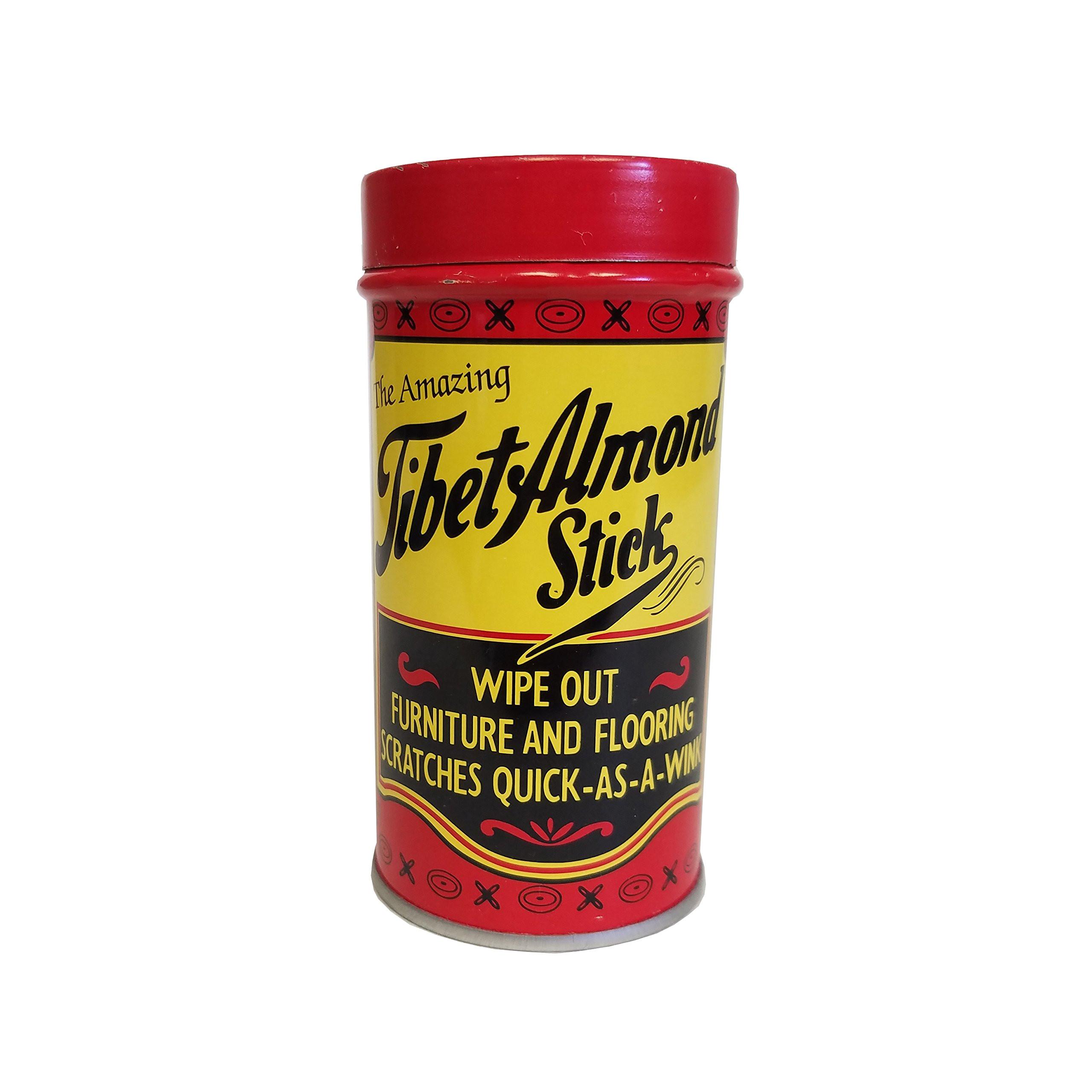 tibet almond stick scratch remover