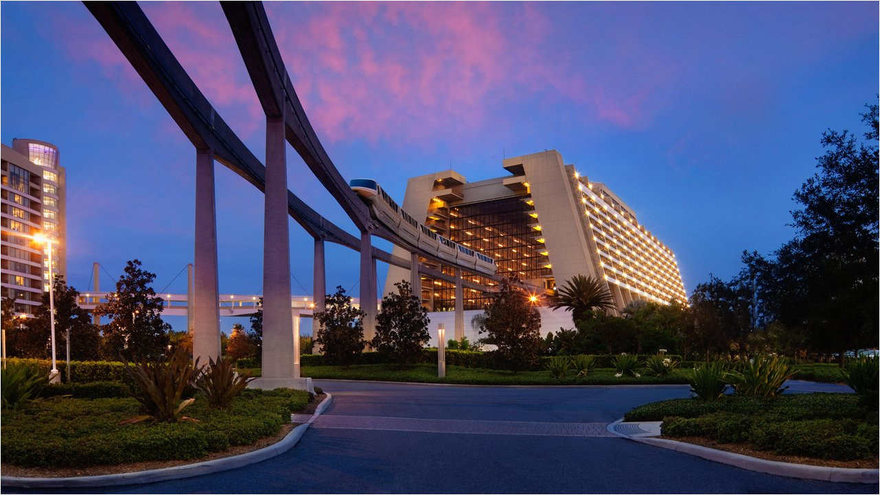 disney s contemporary resort orlando florida opiniones y comparacia n de precios resort tripadvisor
