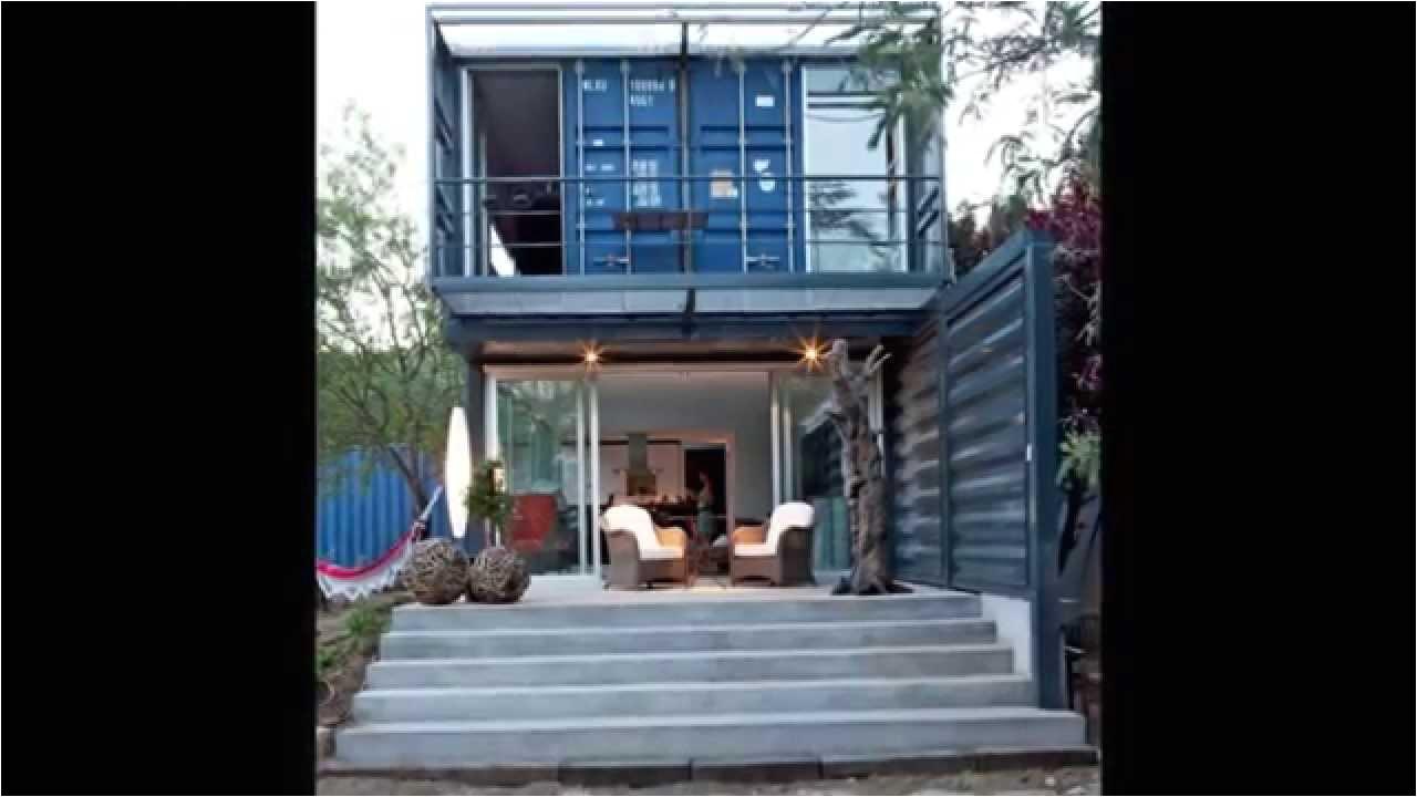 Casas Baratas Para La Venta En orlando Florida Hermosas Casas Hechas Con Contenedores Youtube