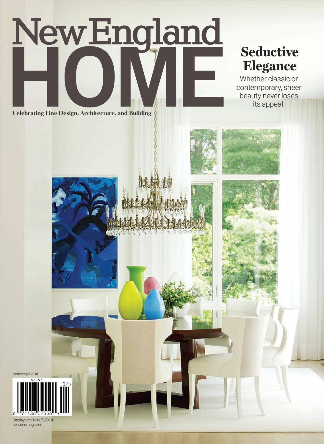 new england home march april 2018 by new england home magazine llc issuu