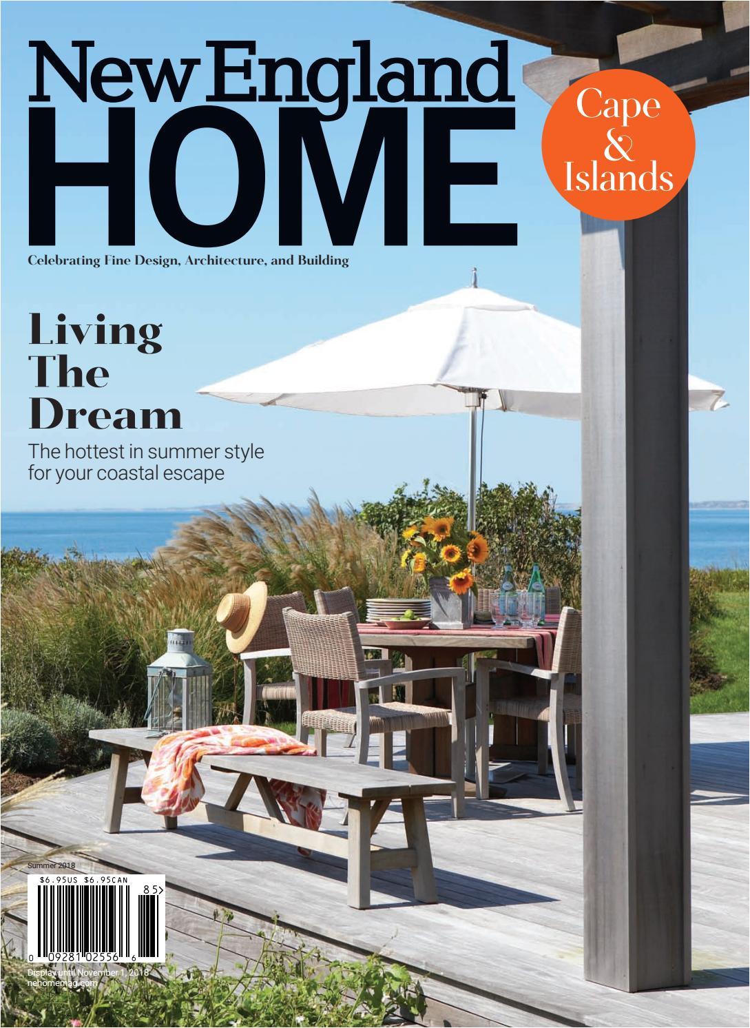 new england home cape and islands 2018 by new england home magazine llc issuu