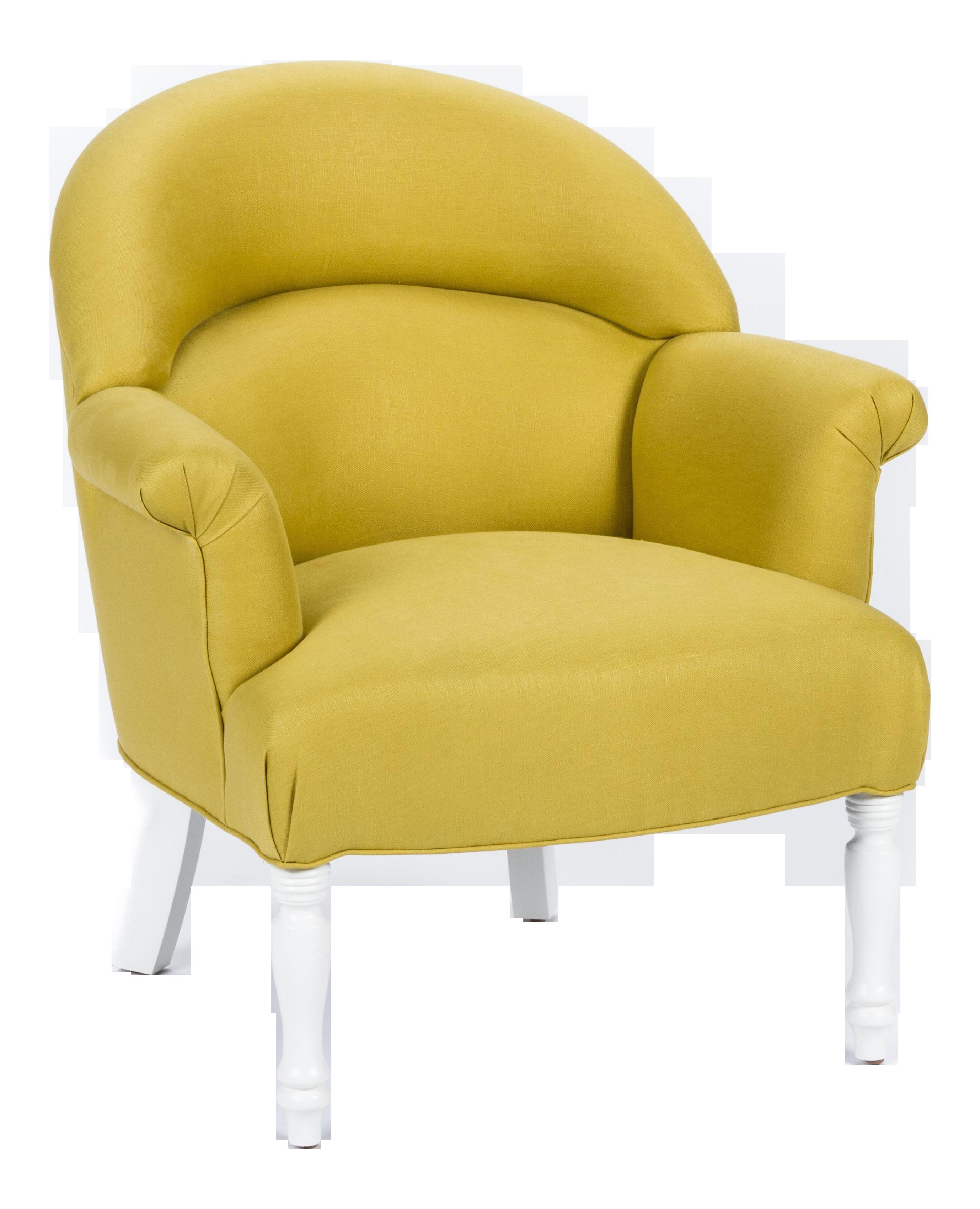 casa cosima napoleon iii chair in citron linen 7140