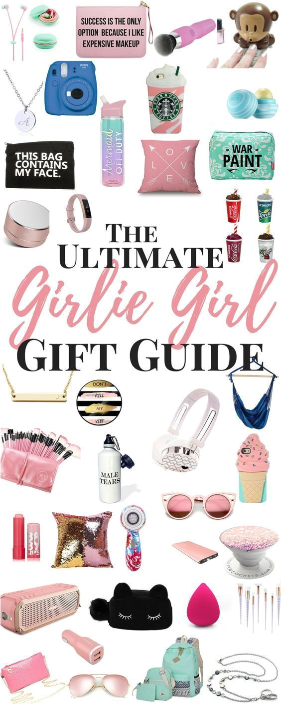 Cheap Christmas Gift Ideas for Teenage Girl Gift Ideas for Her Girlie Girl Gift Guide Looking for Gift Ideas