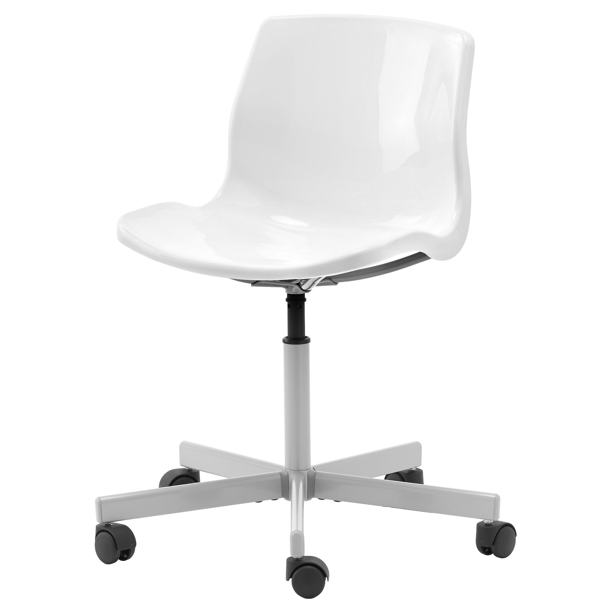 ikea snille swivel chair you sit comfortably since the chair is adjustable in height