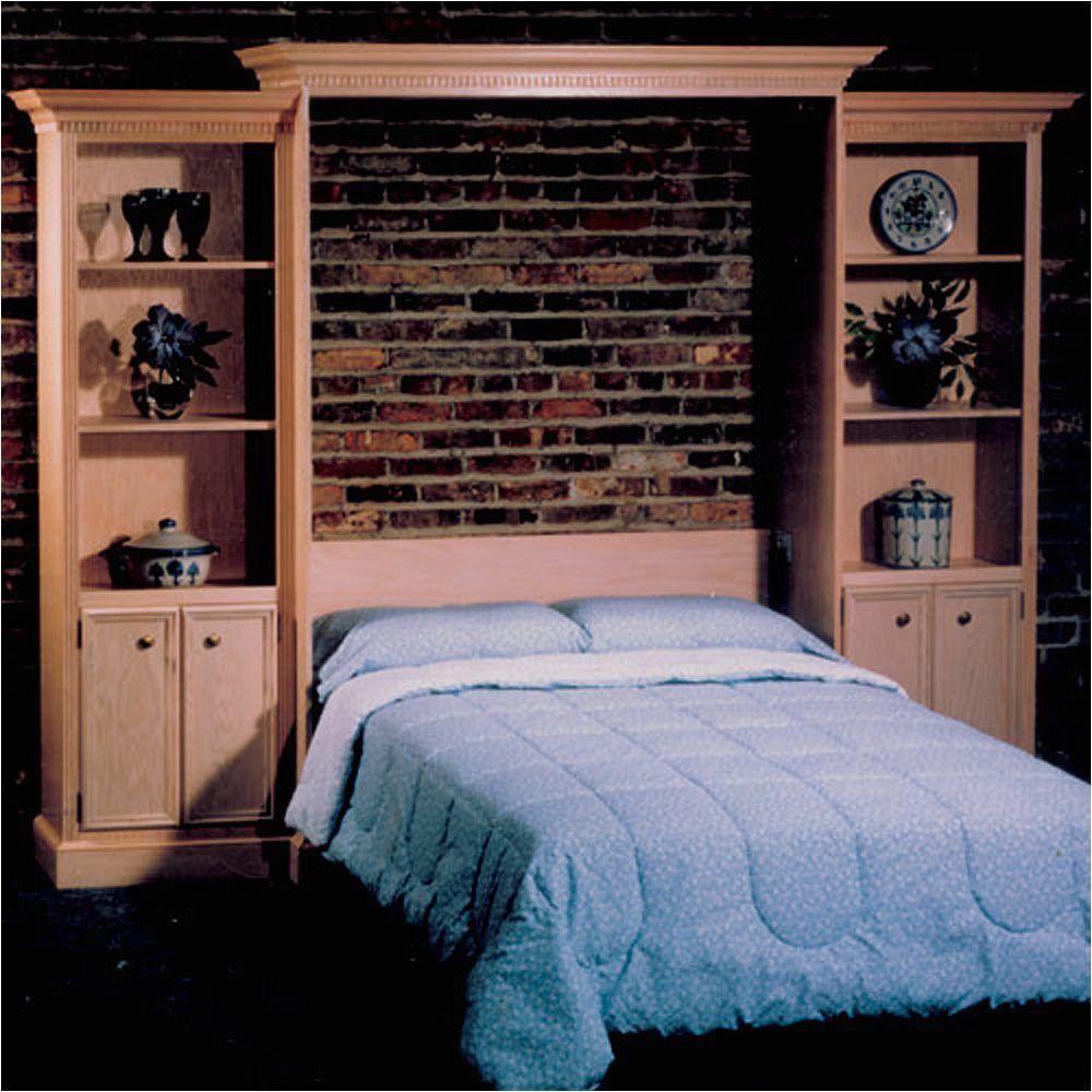 vertical mount murphy bed hardware