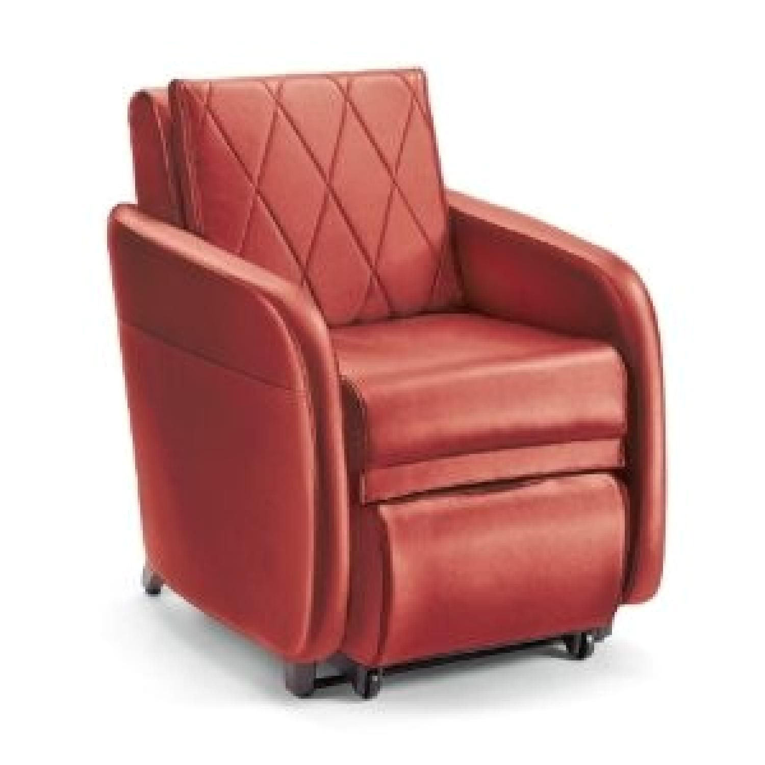 Cheap Recliner Chairs Under 100 Uk Brookstone Osim Ustyle2 Massage Chair In Sunset Red Madmen Don