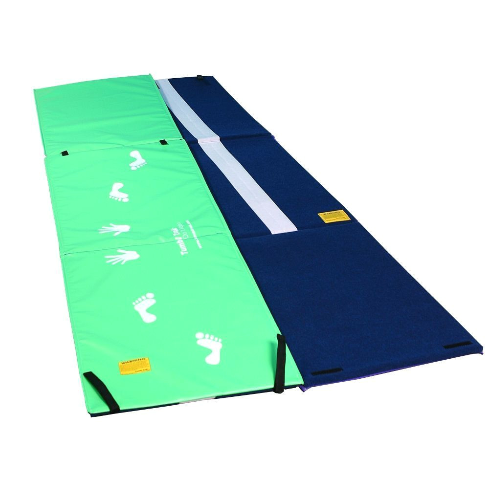 the tumbl trak handstand homework mat was designed by usag national team staff members and is considered an absolute necessity from beginner