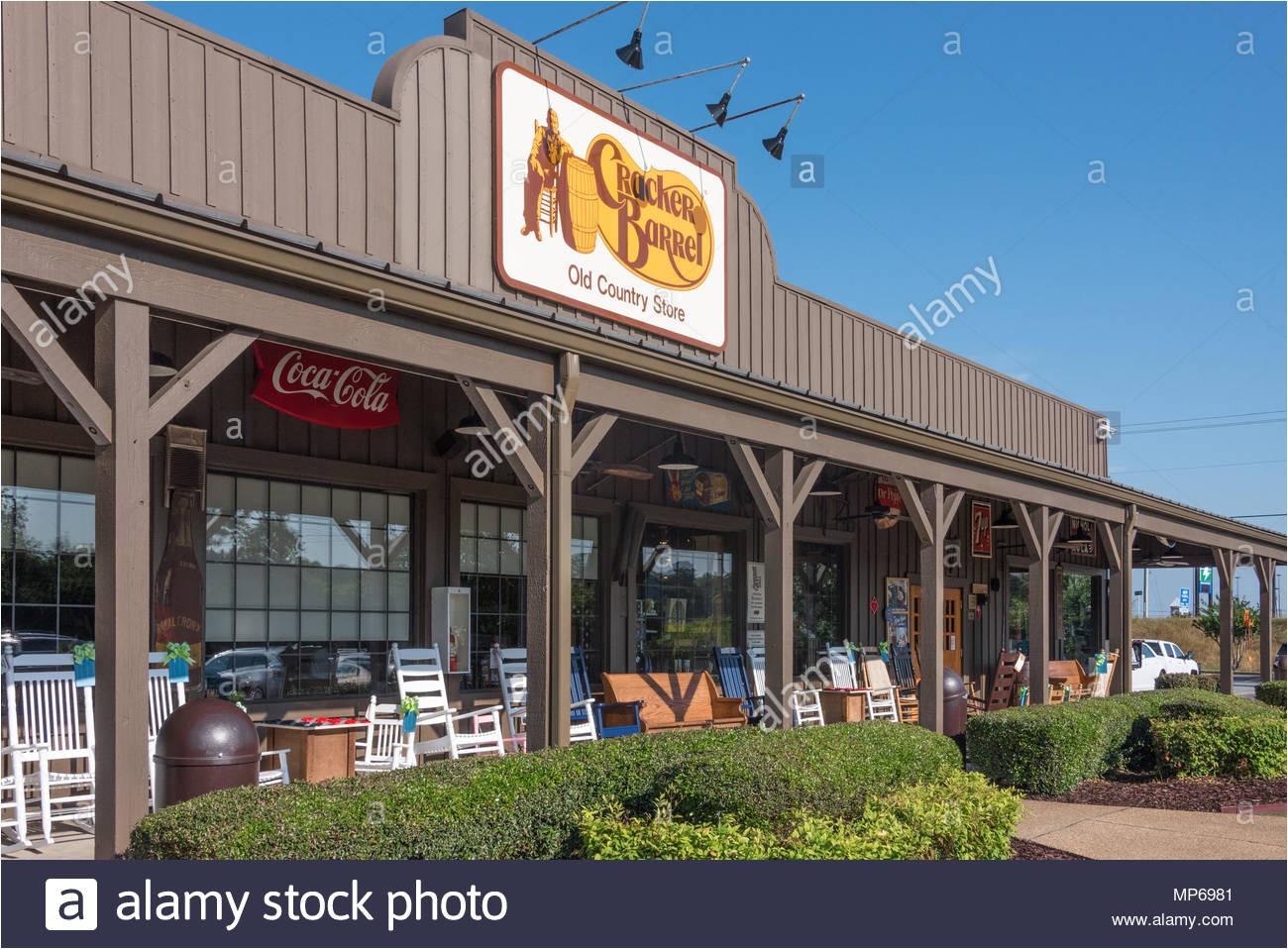 cracker barrel restaurant fur die sudlichen charme und komfort essen bekannt an der i