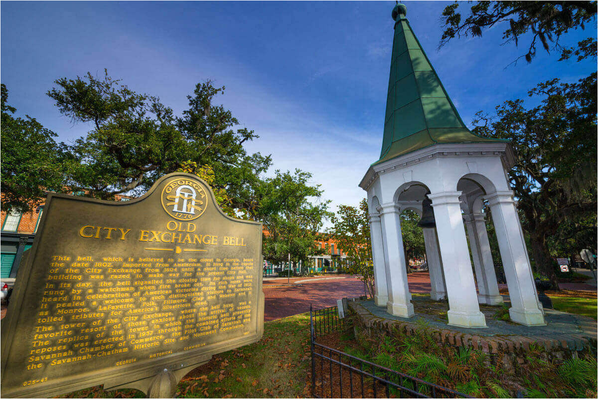 savannah exchange bell