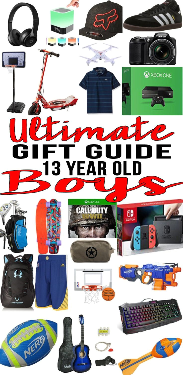 Best Gifts For 13 Year Old Boys Gift Christmas