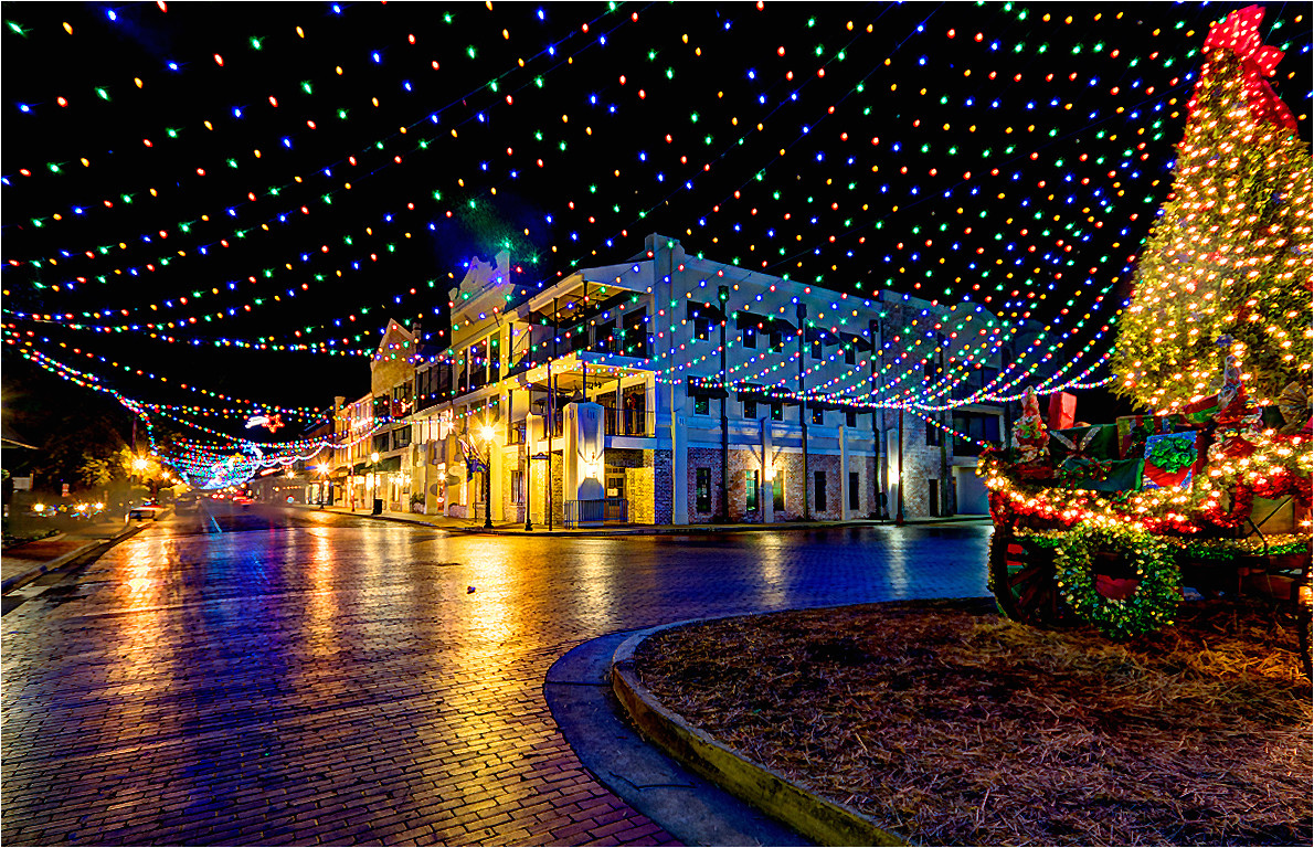 louisiana from the best christmas light displays in every state gallery the daily meal