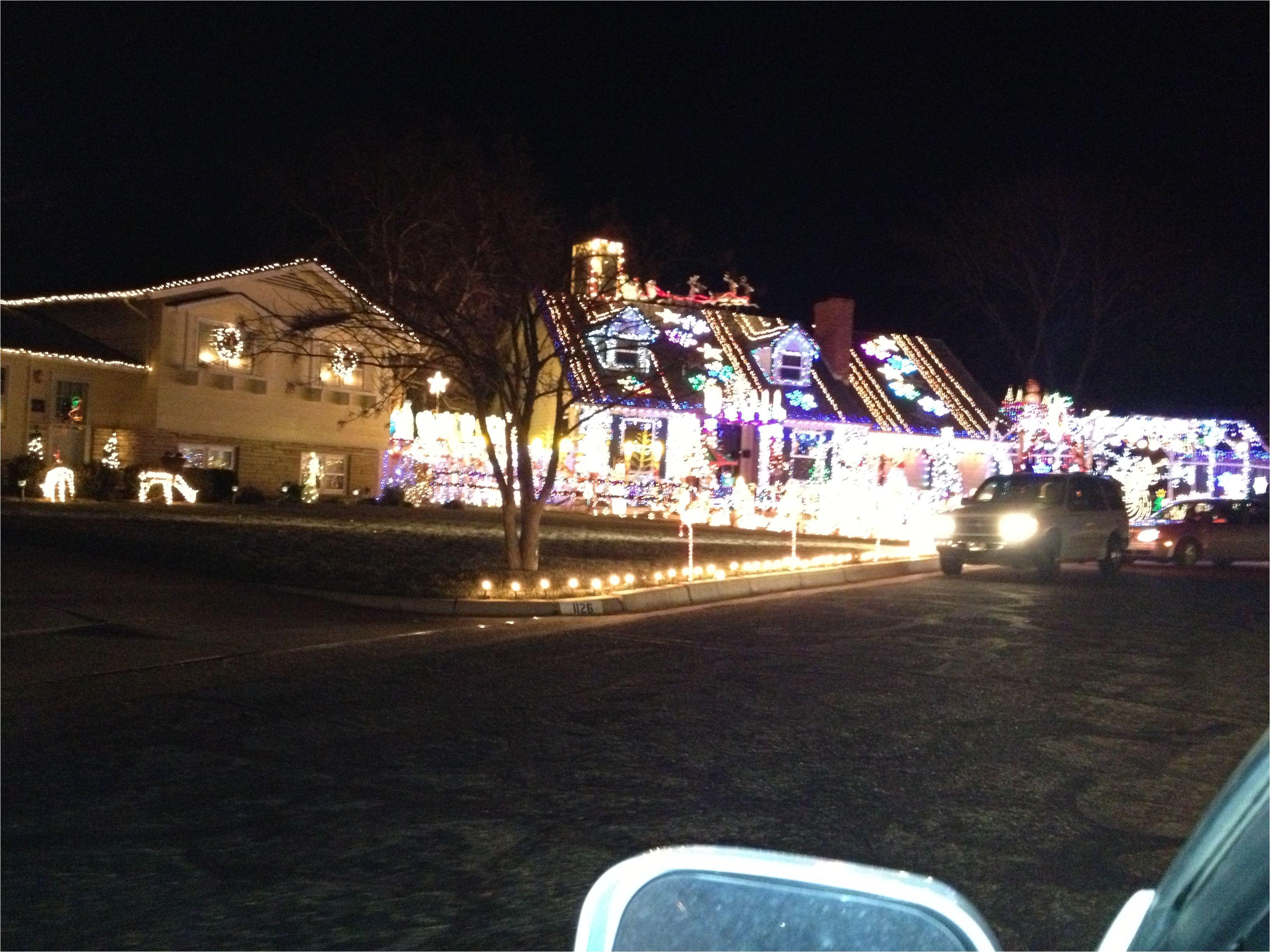 wichita christmas lights