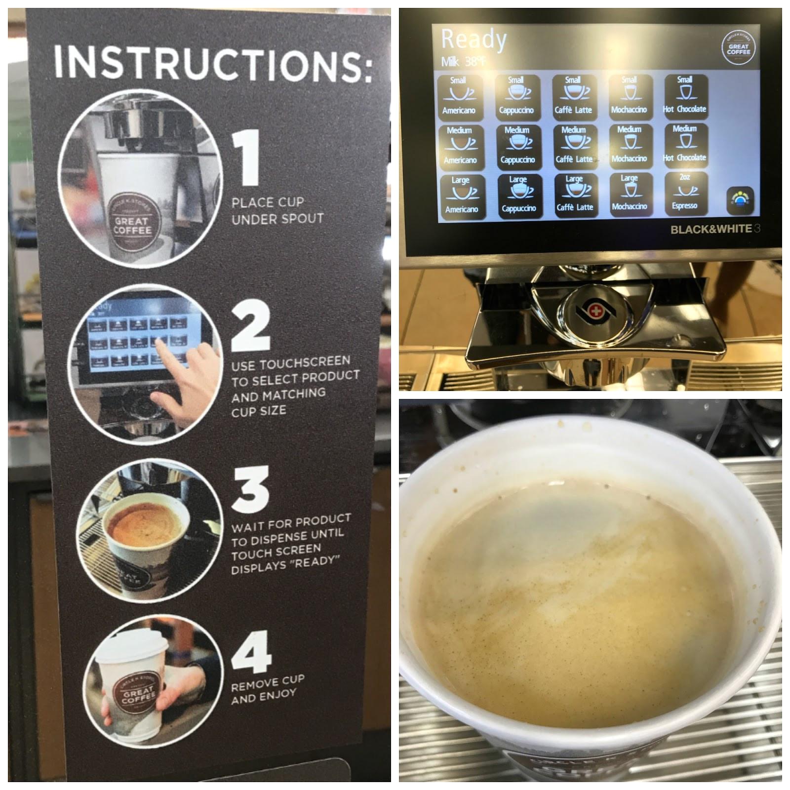 Circle K Iced Coffee Prices Circle K Coffee Coffee Drinker