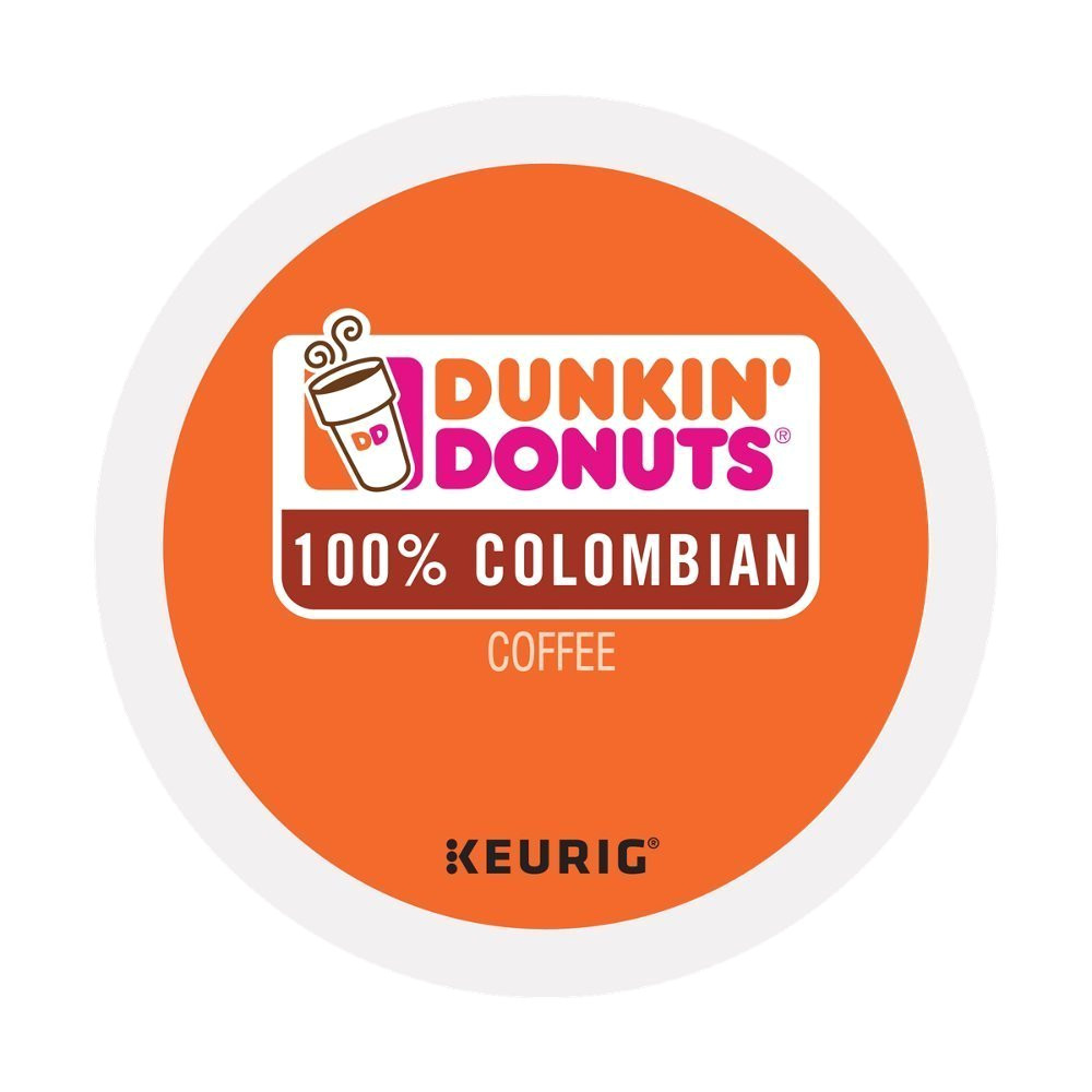 dunkin donuts k cups keurig coffee brewers original 24 count amazon com grocery gourmet food