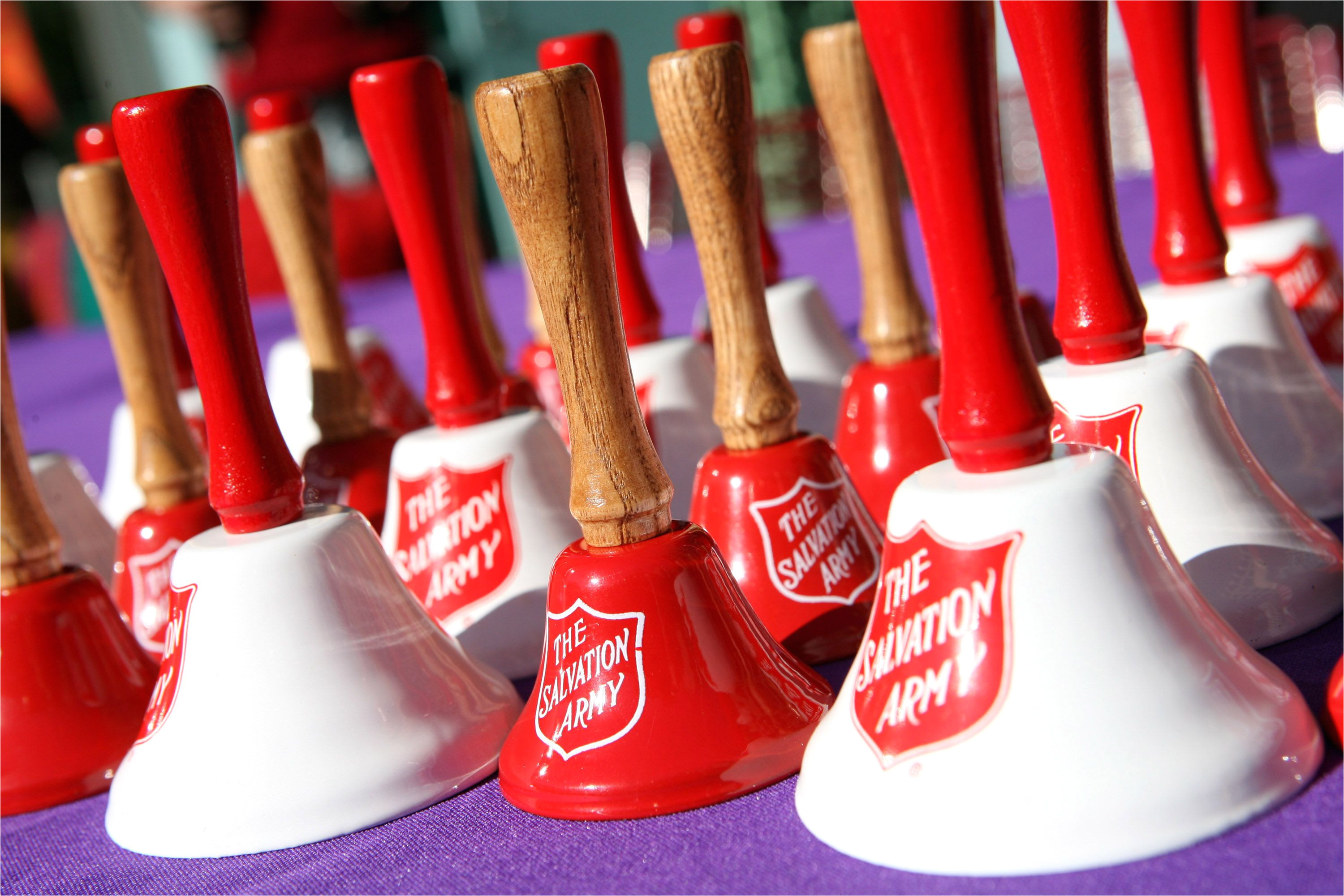 the 20th annual salvation army celebrity rotary bell ring in the holiday season 107118051 5b0eff720e23d90036f8a6fd jpg