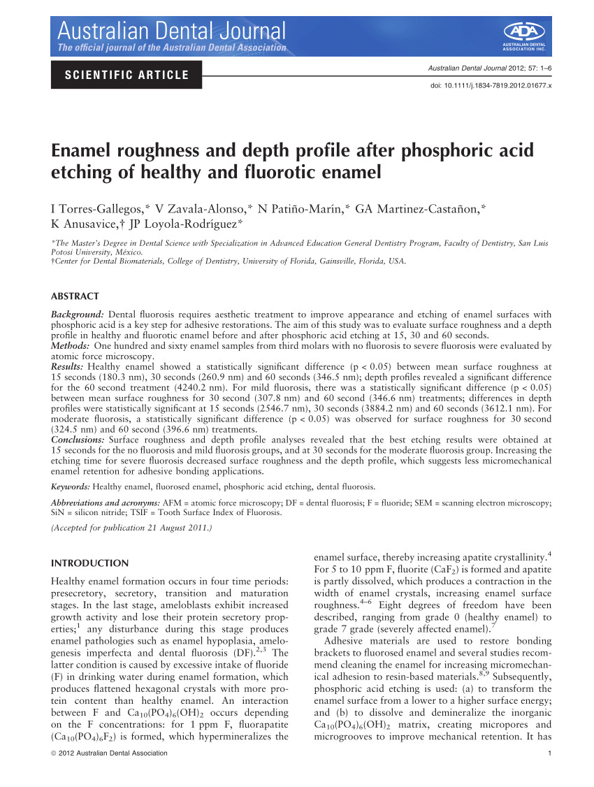 pdf microleakage of class v methacrylate and silorane based composites and nano ionomer restorations in fluorosed teeth