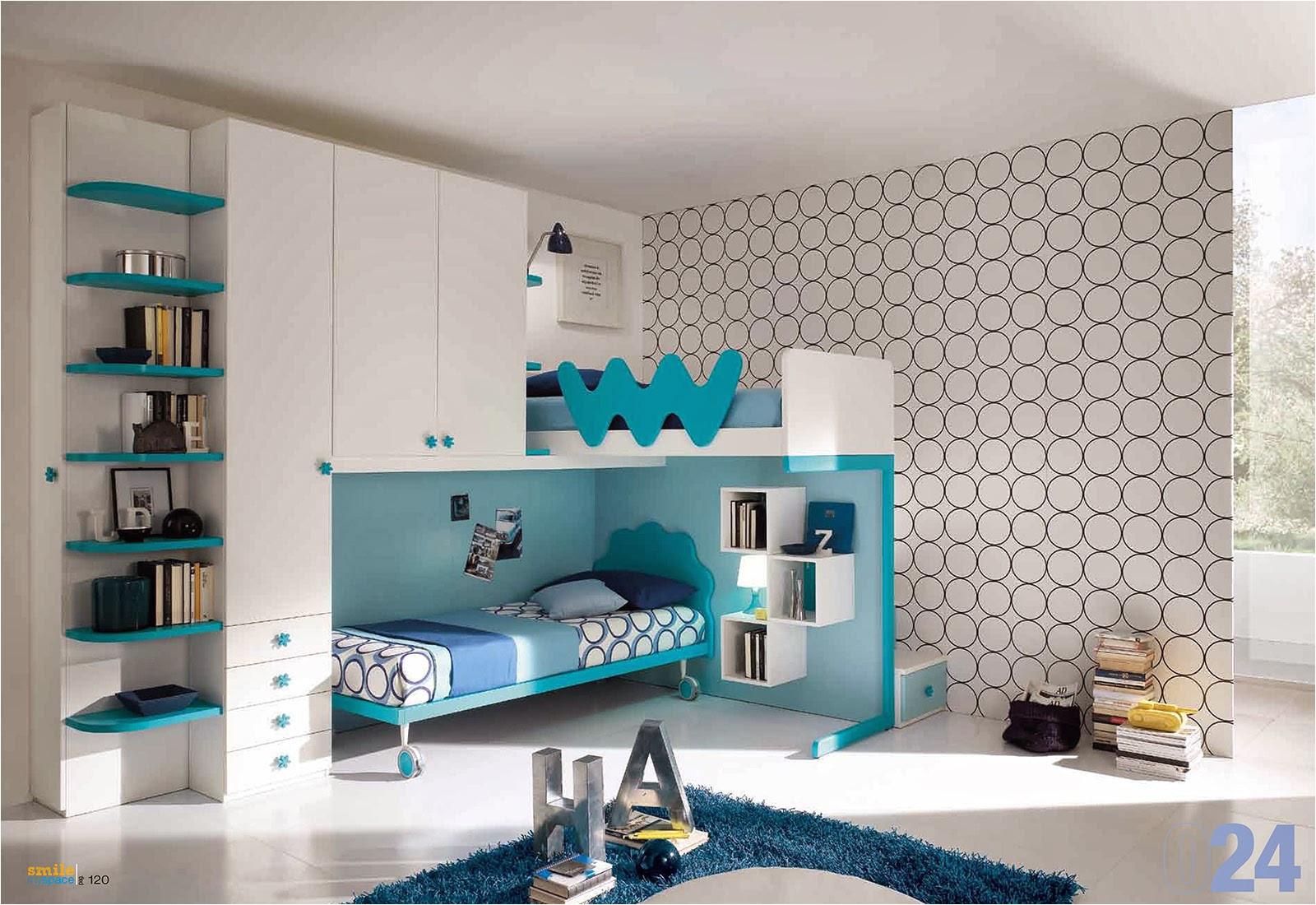 Colores para cuartos peque os de adolescentes adinaporter - Dormitorios infantiles modernos ...
