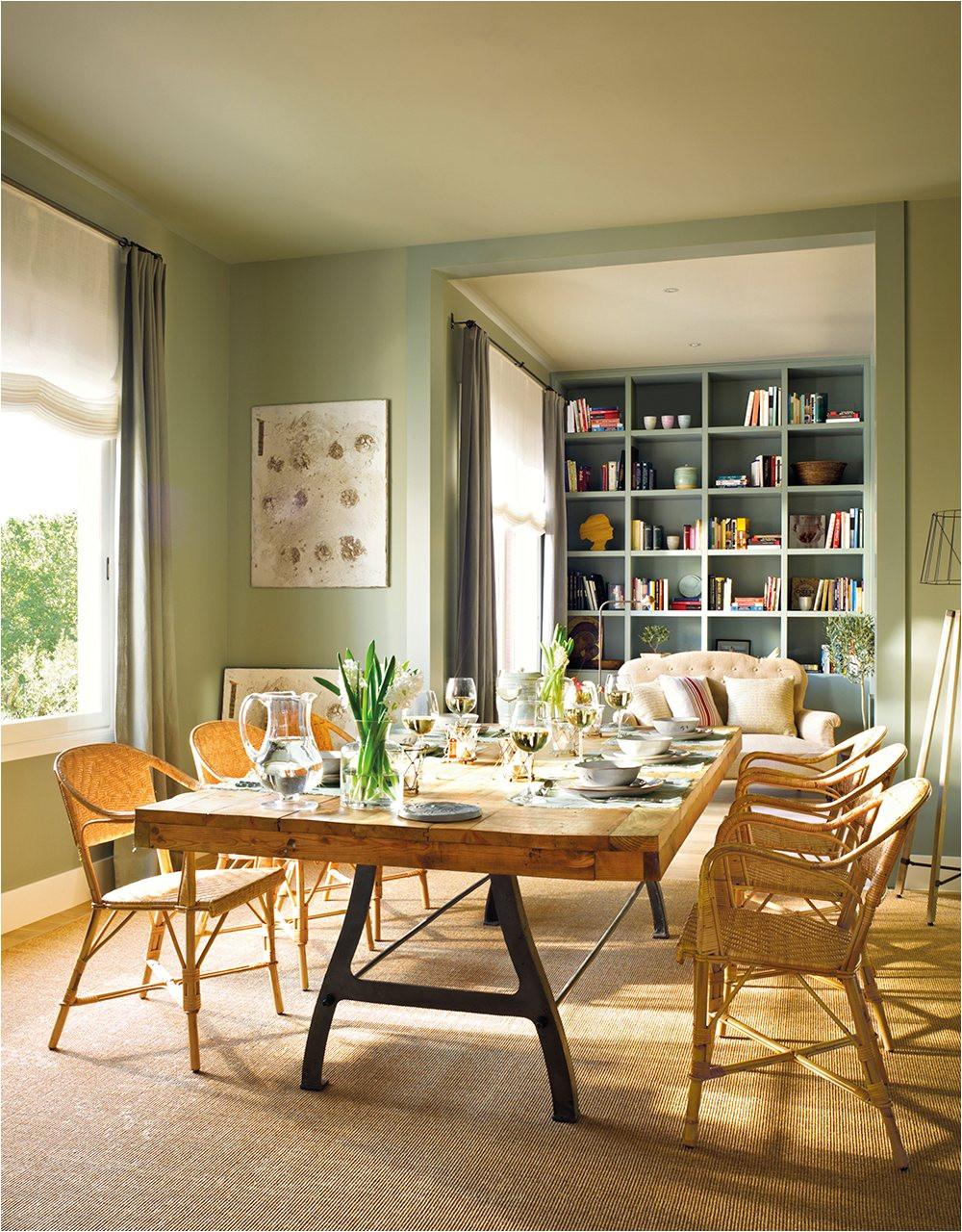 Colores Para Pintar Sala Comedor Y Cocina Juntos Colores Para Pintar ...