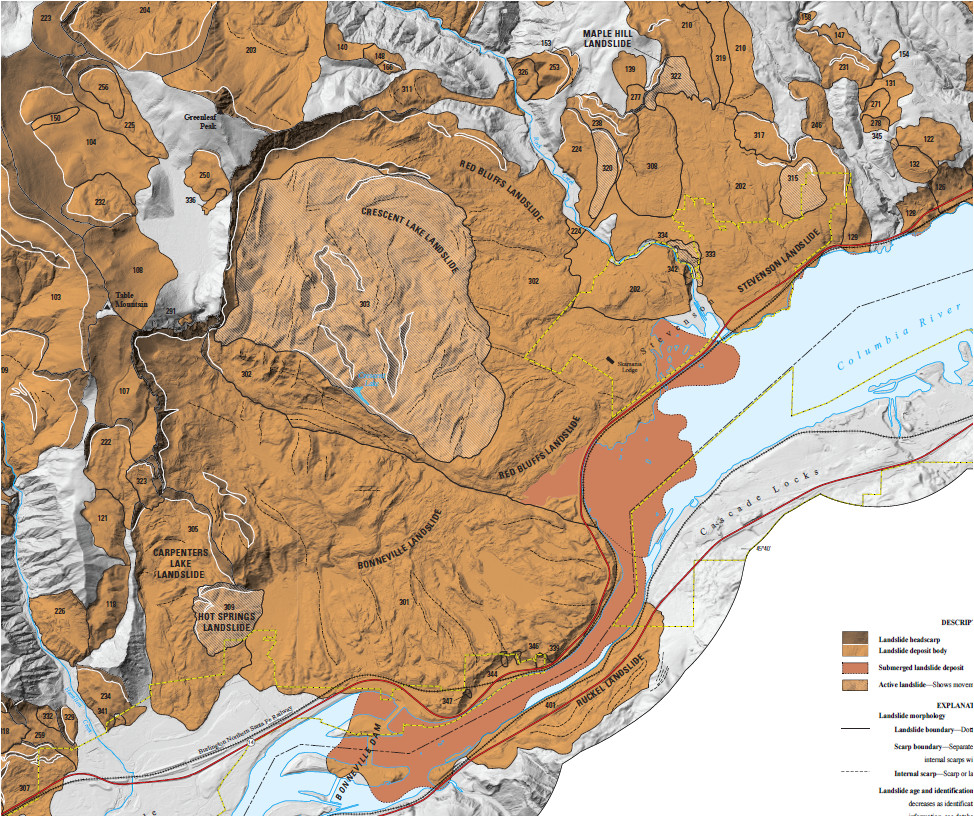 christian county gis map luxury what is a landslide hazard map