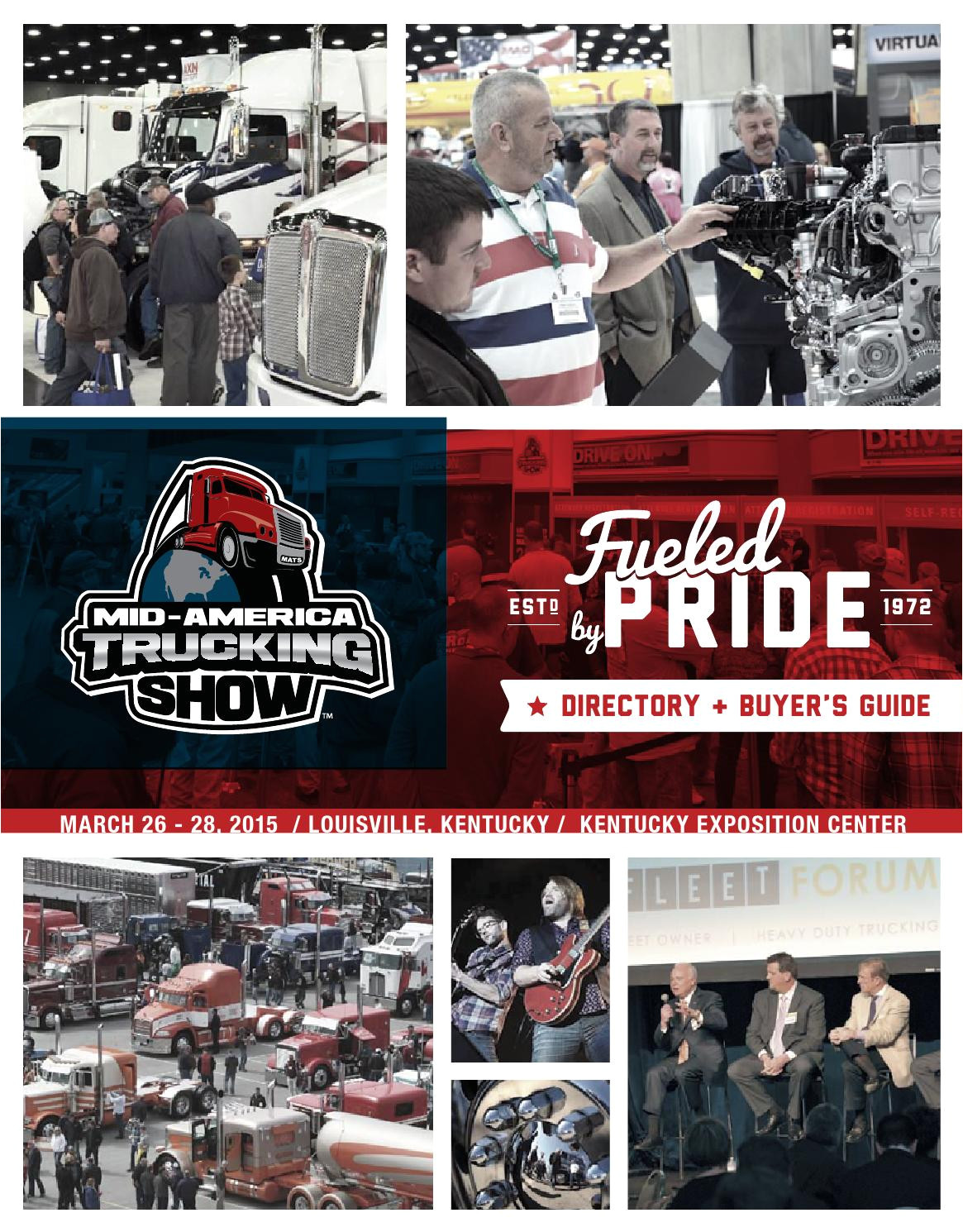2015 mid america trucking show directory buyer s by mid america trucking show issuu