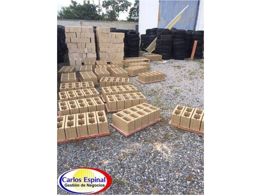 maquinas de fabricacia n de blocks en venta repaoblica dominicana santo domingo