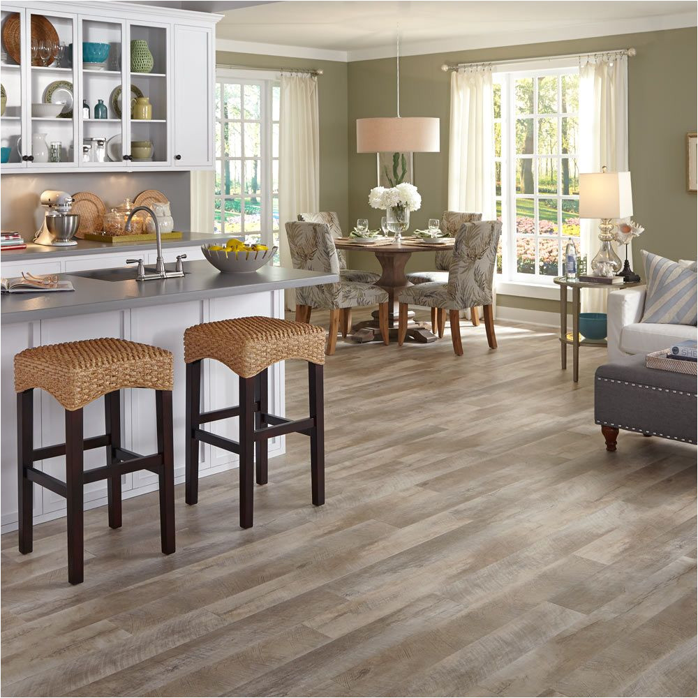 inspired by salt salvaged lumber from an old shipwreck aduraa max seaport is an oak look that appears naturally worn by the elements with decades of