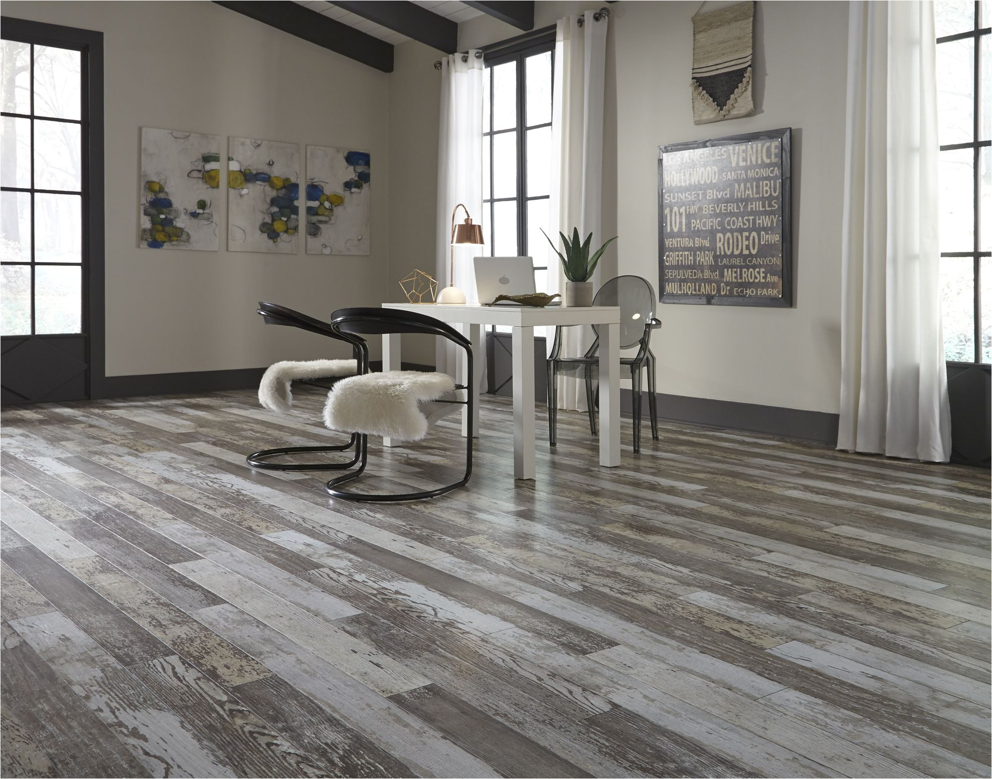 imperfection is beauty with bull barn oak a country chic laminate floor featuring