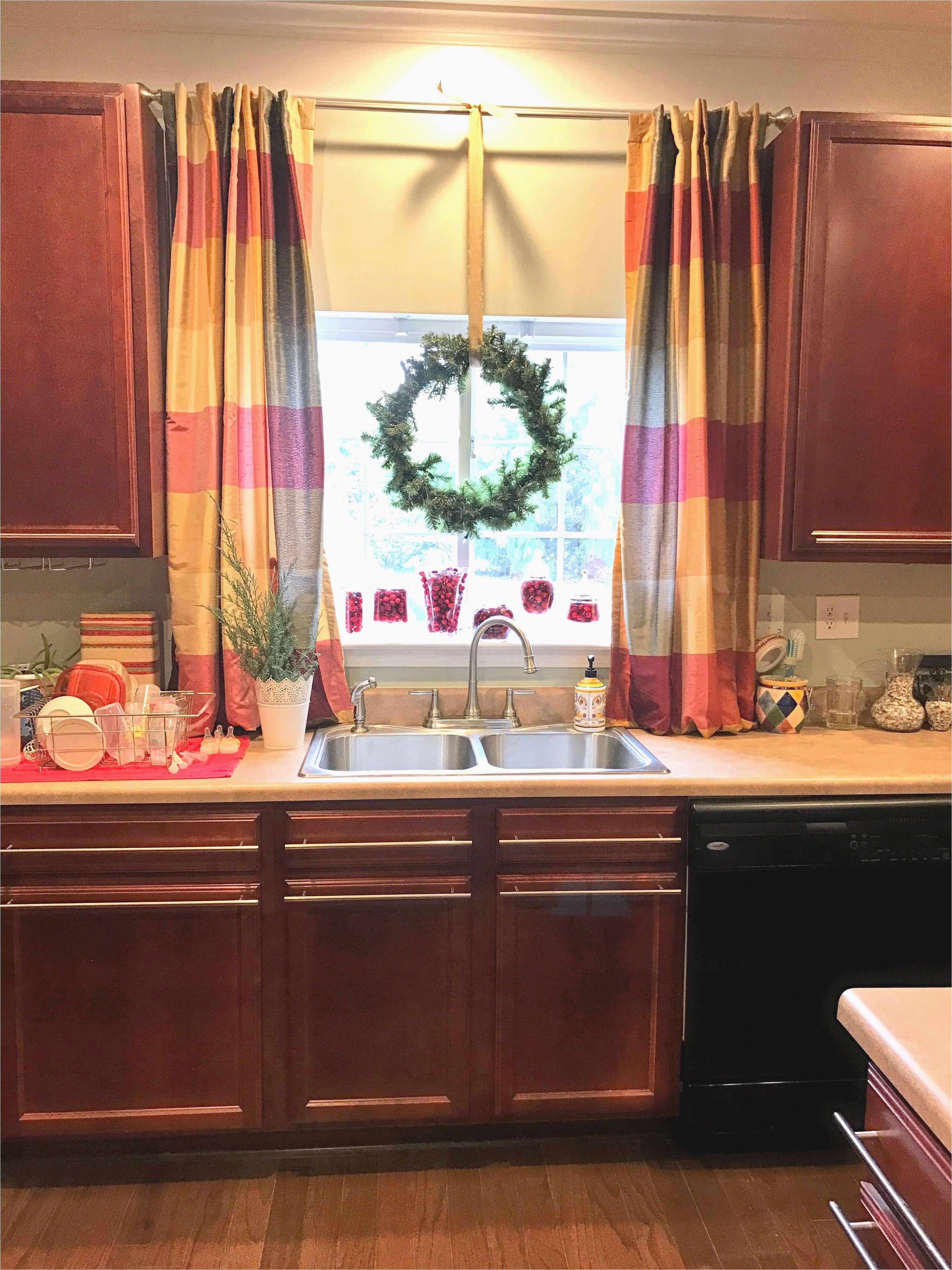 sink kitchen curtain ideas home for modern curtains over sinki 0d fresh corner kitchen cabinet ideas