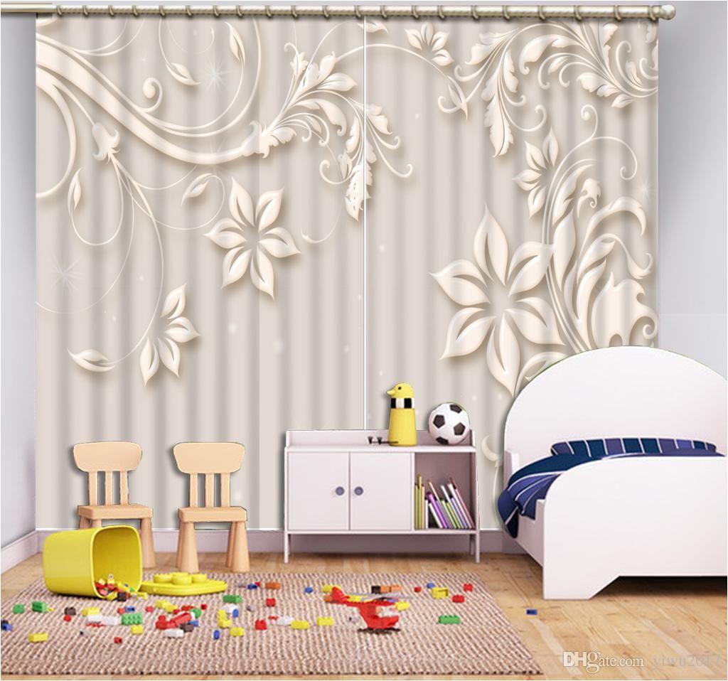 luxo 2017 cortinas modernas para sala de estar moda ja ias cortina da janela 3d cortinas para