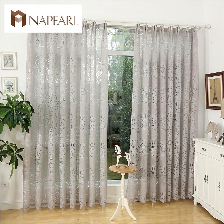 napearl design de moda moderno cortina de tecido cortina sala de estar varanda janela da porta da cozinha cortinas tratamento de janela curta em cortinas de