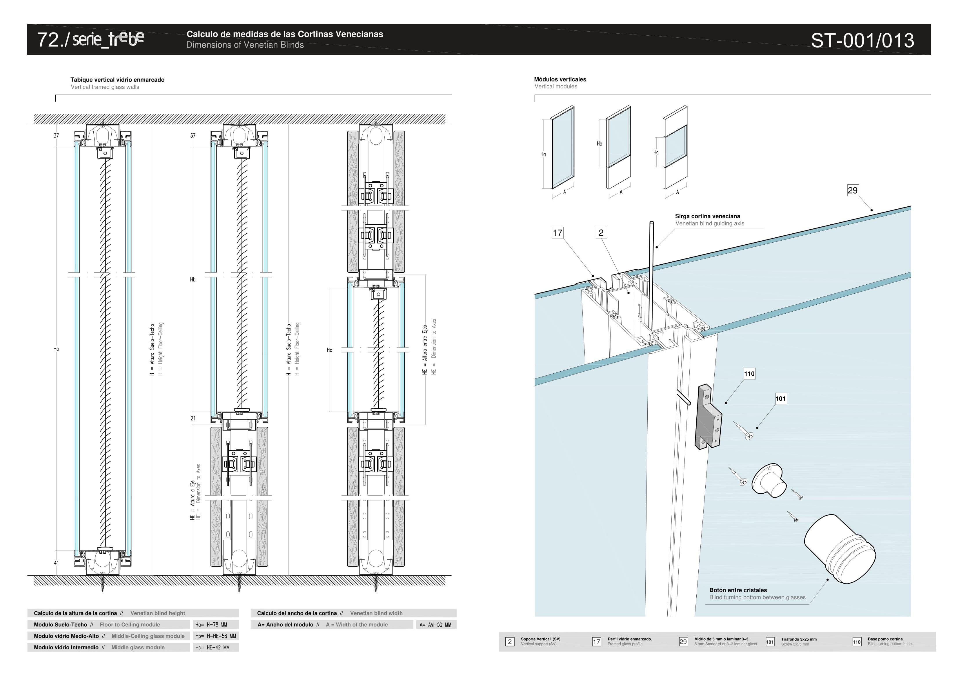 cortinas venecianas a medida hacia garbo catalogo tecnico serie trebe cas eng v rev 08 vista pantalla 74 estilo para cortinas venecianas a medida jpg