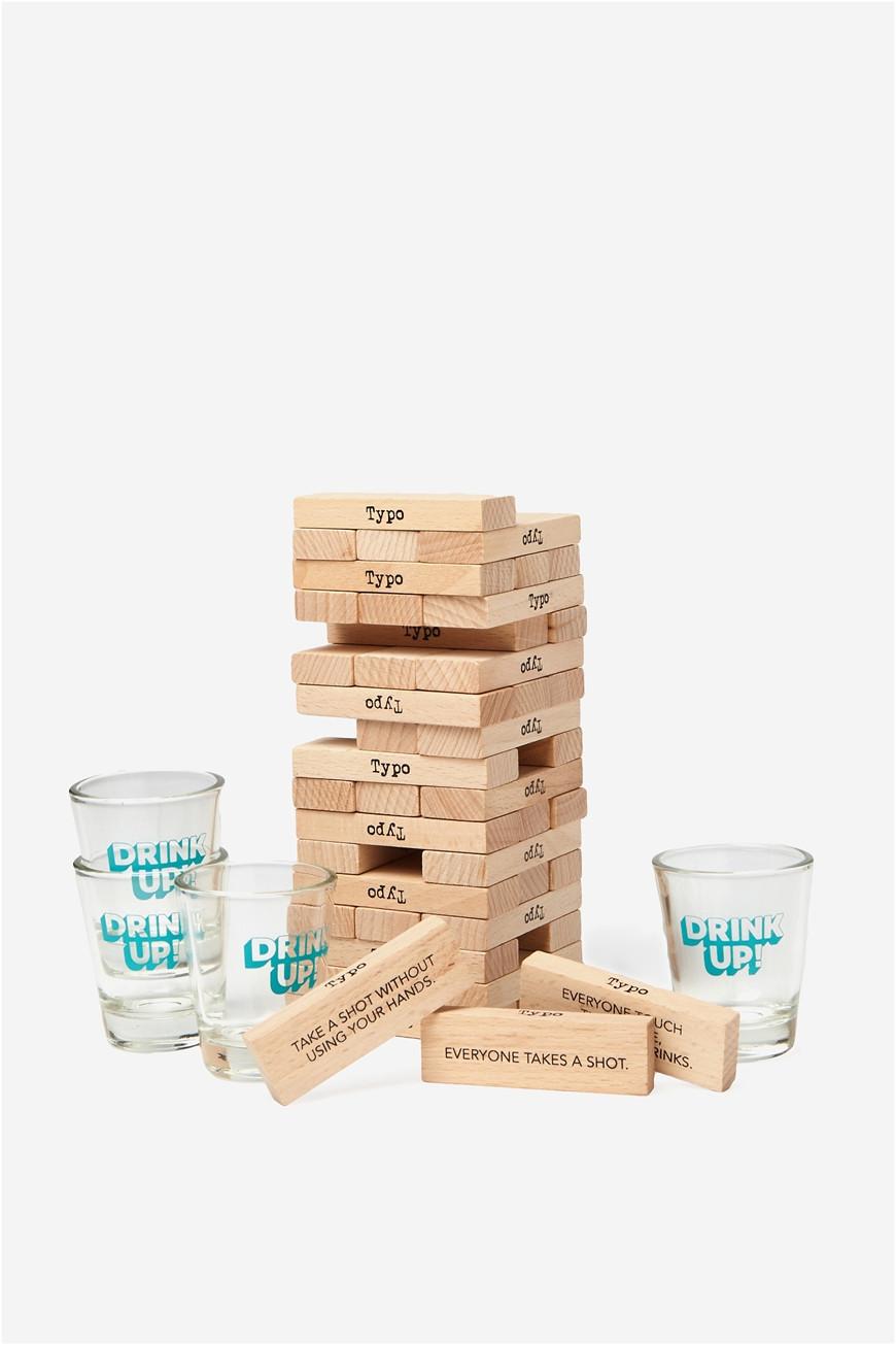drinking tower game jonah