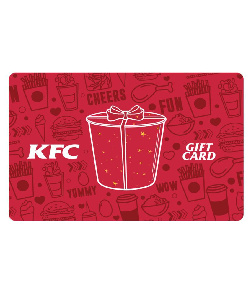 kfc e gift card